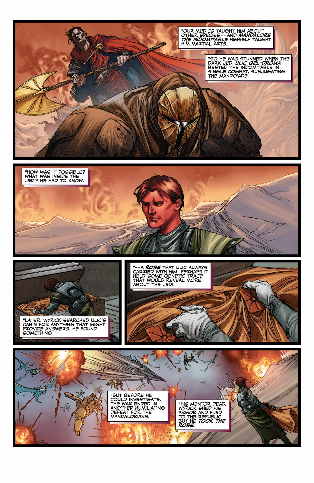 Read online Star Wars Legends: The Old Republic - Epic Collection comic -  Issue # TPB 3 (Part 3) - 41