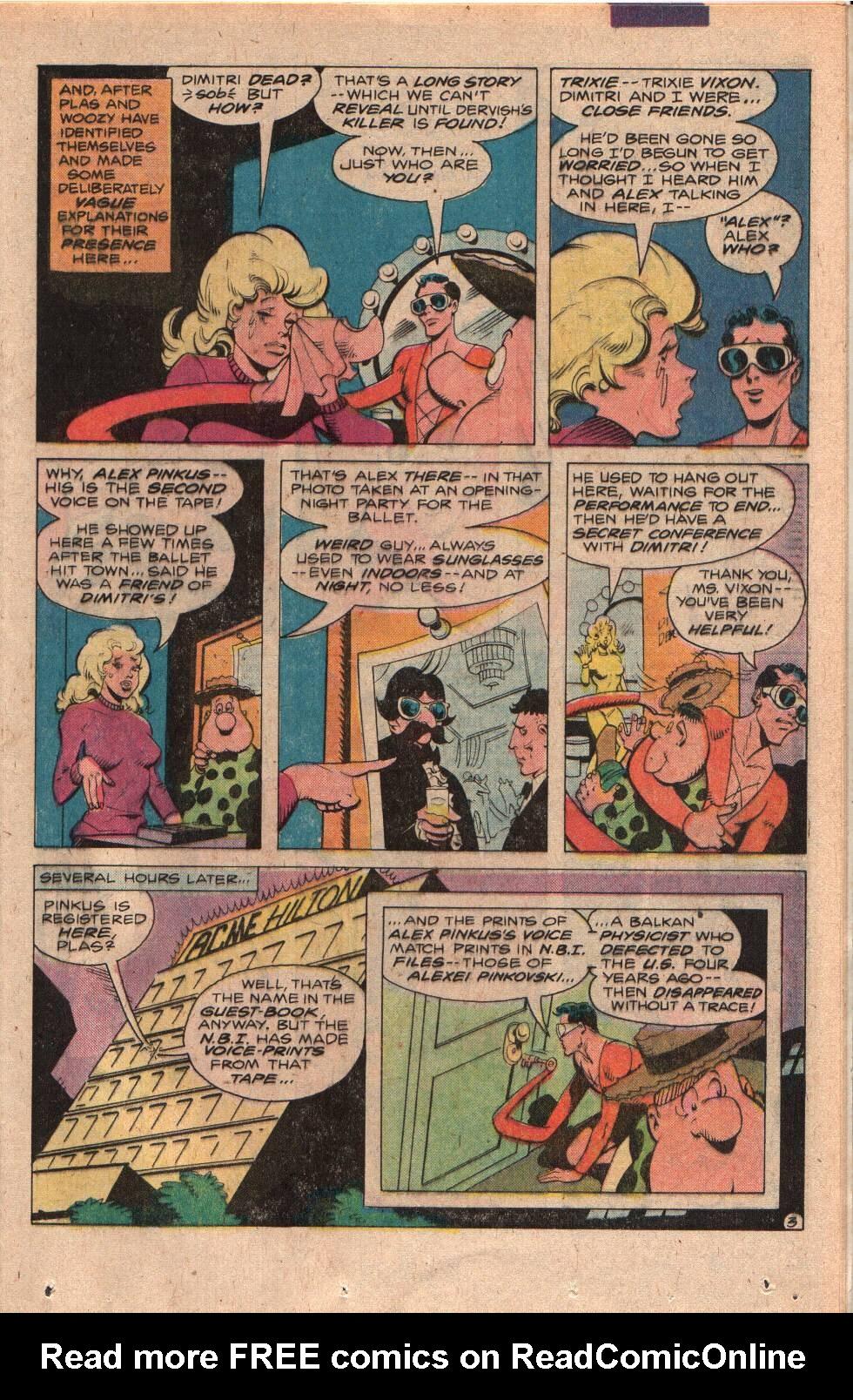 Read online Adventure Comics (1938) comic -  Issue #469 - 25