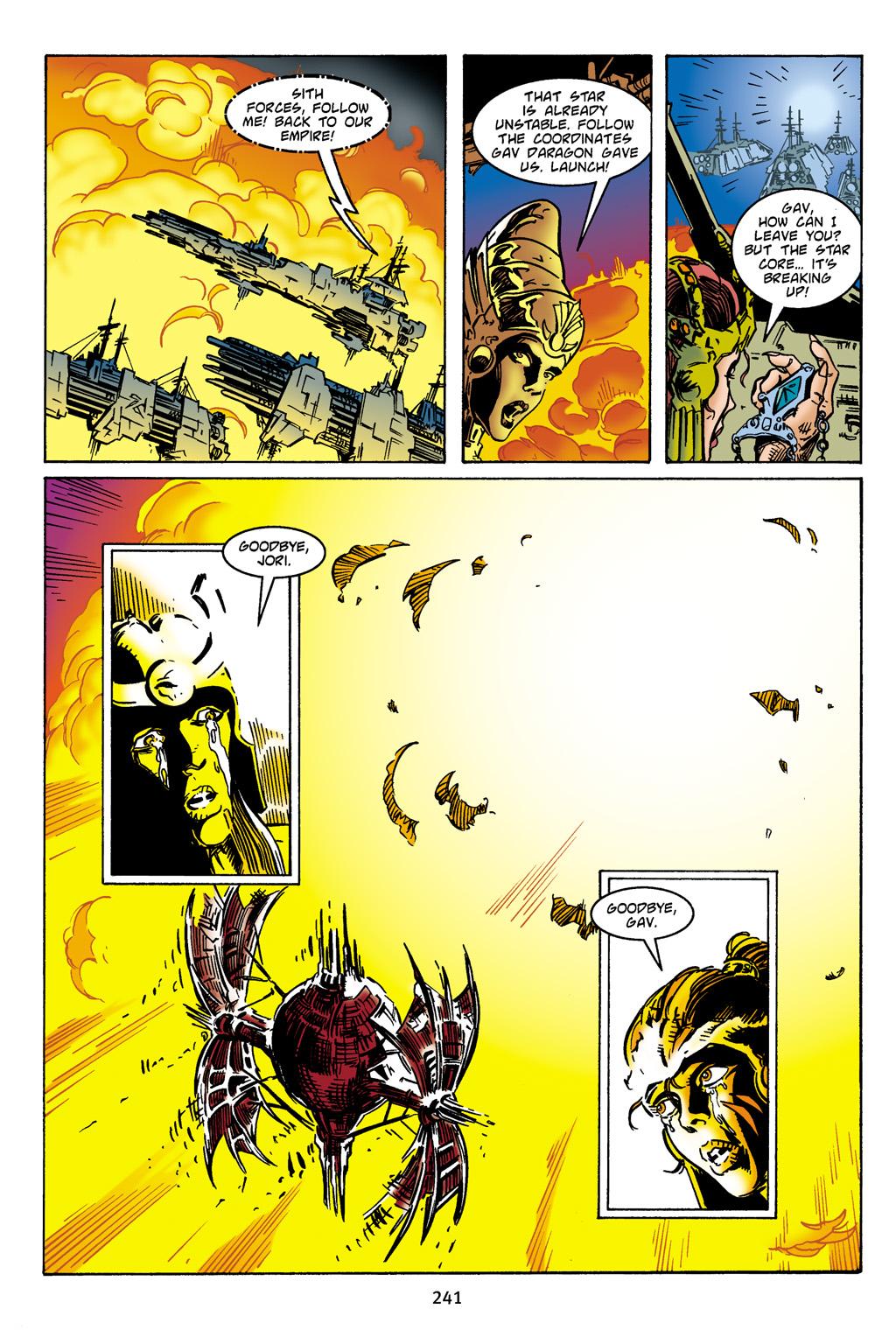 Read online Star Wars Omnibus comic -  Issue # Vol. 4 - 231