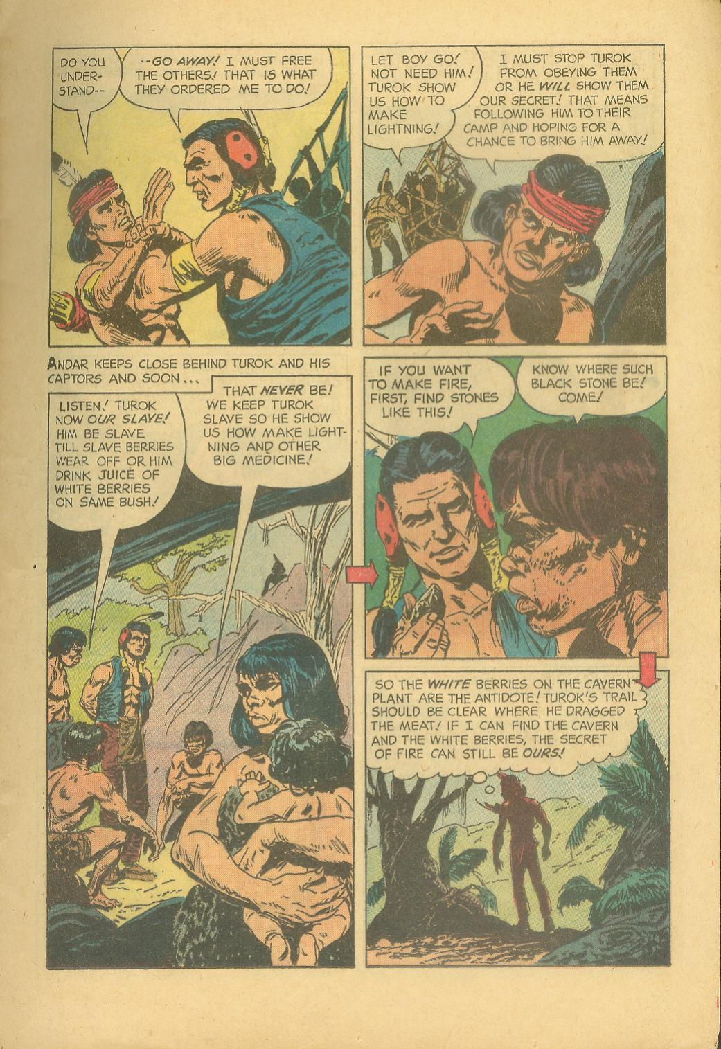 Read online Turok, Son of Stone comic -  Issue #28 - 13