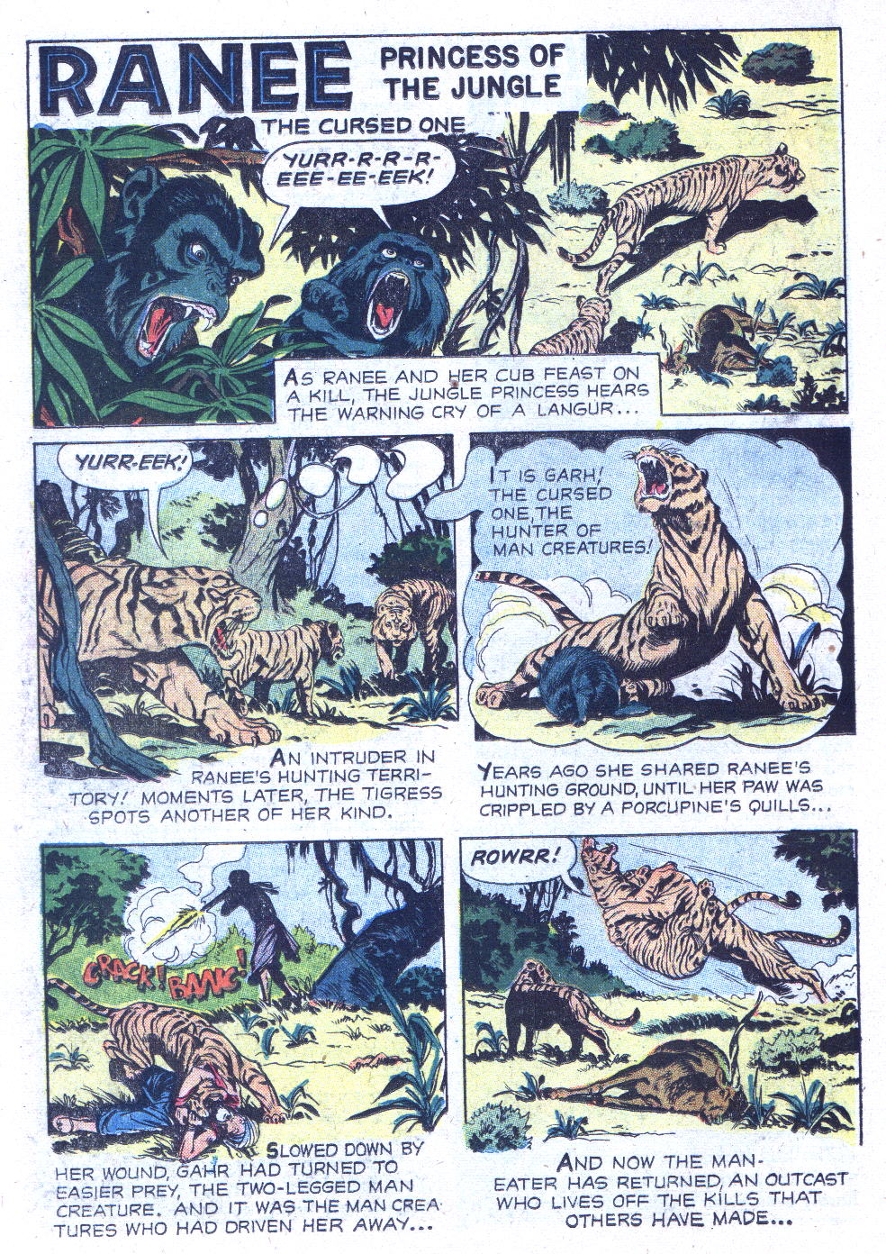 Four Color Comics issue 1020 - Page 18