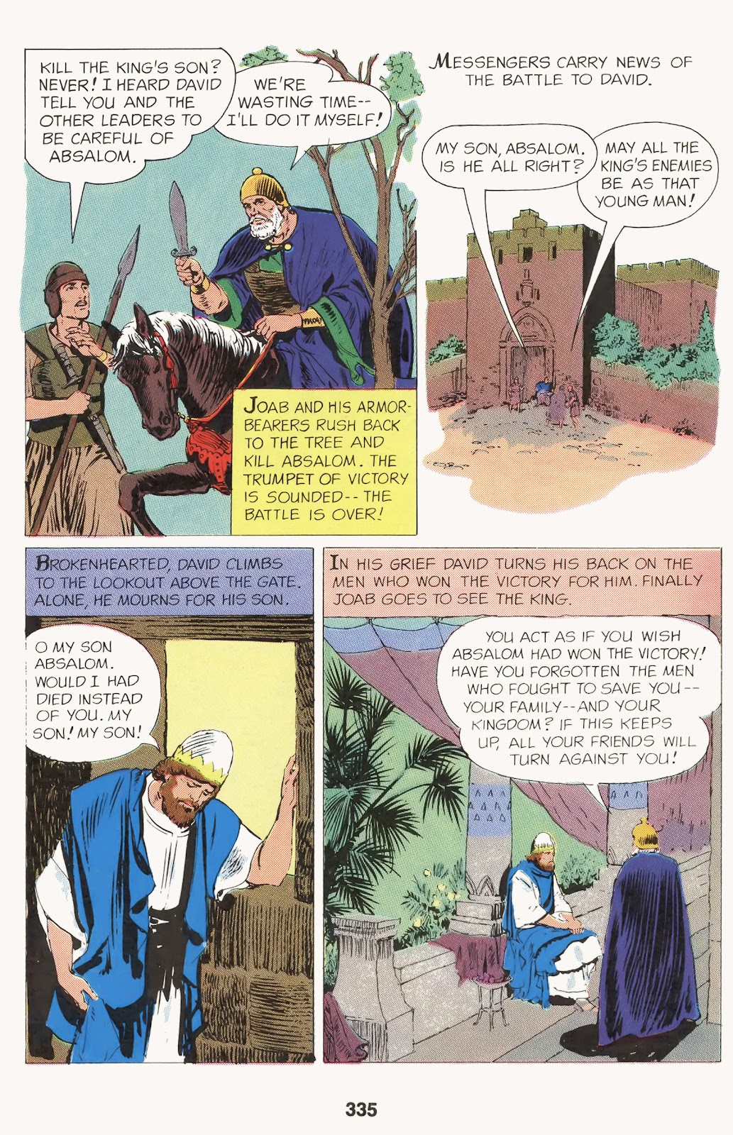 The Picture Bible issue TPB (Part 4) - Page 38