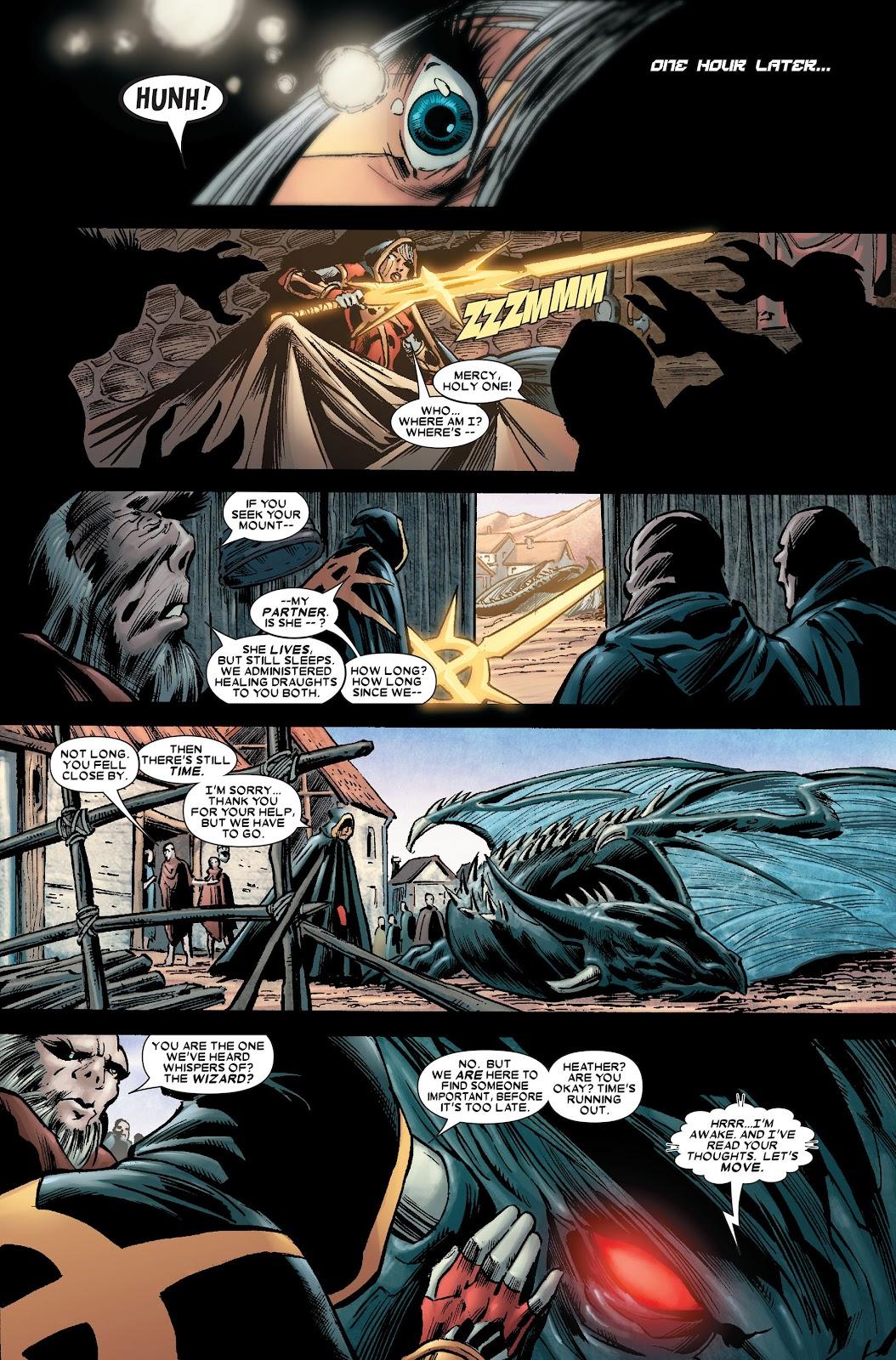 Annihilation: Conquest - Quasar issue 3 - Page 11