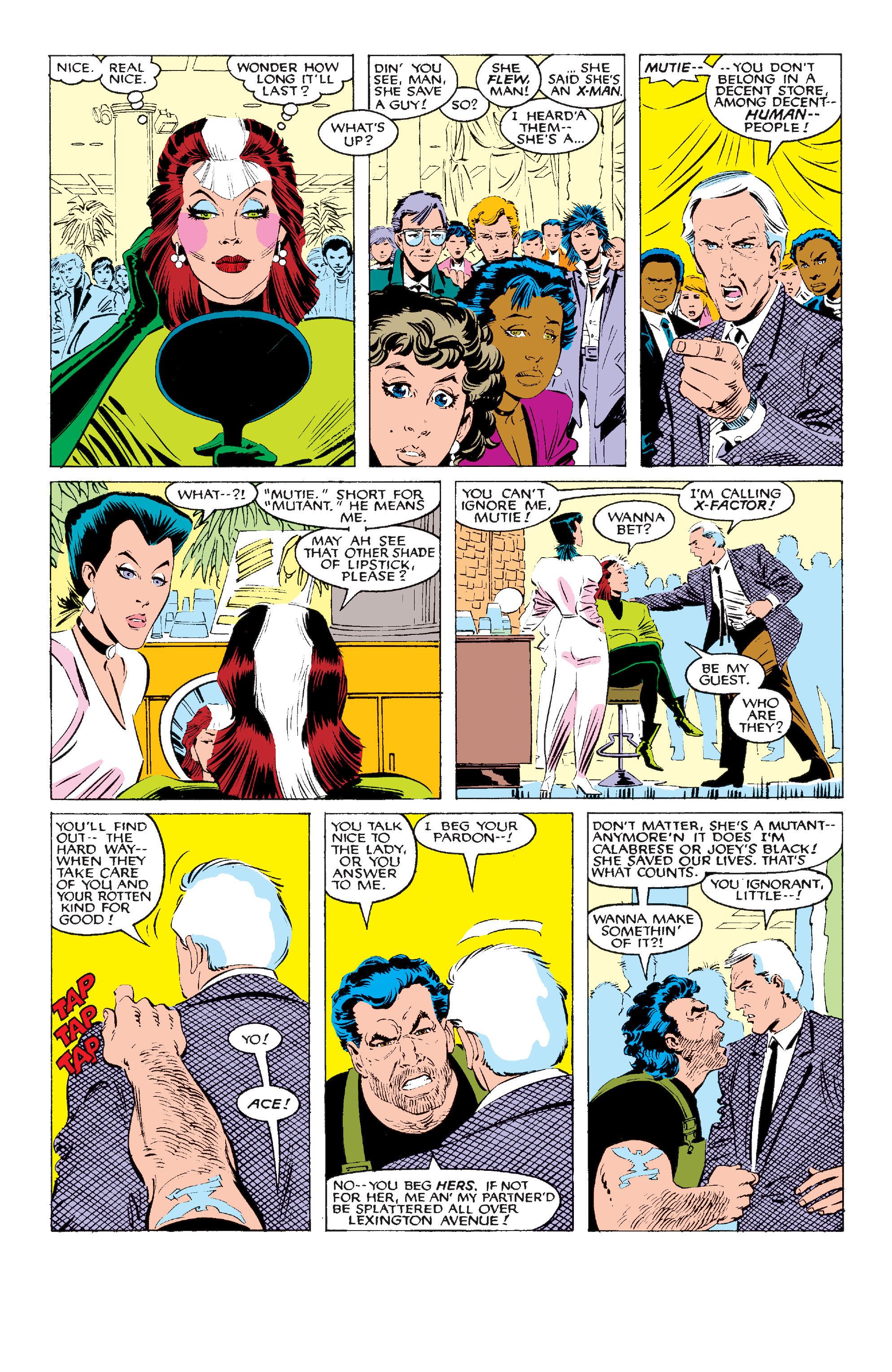 Read online Uncanny X-Men (1963) comic -  Issue #210 - 12