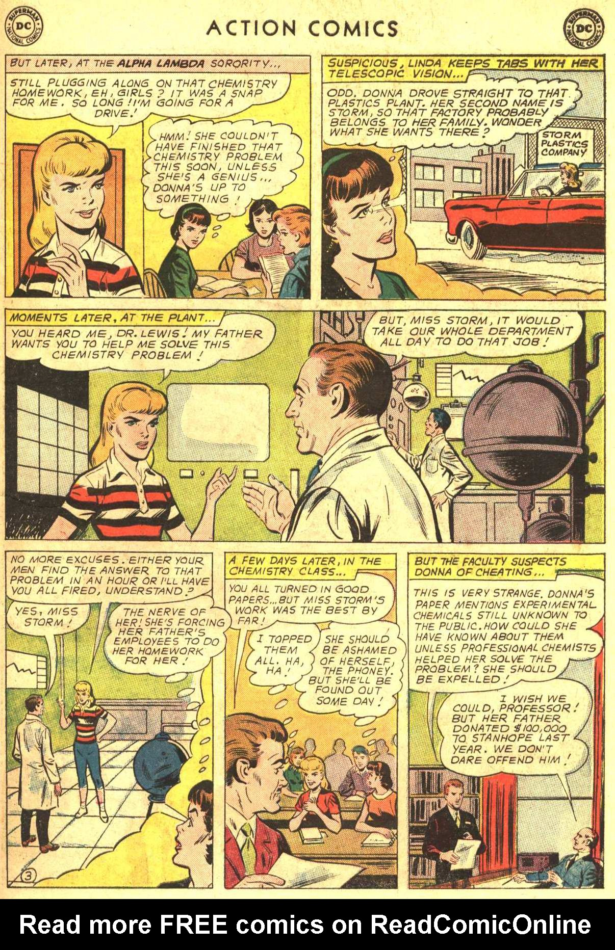 Read online Action Comics (1938) comic -  Issue #319 - 23