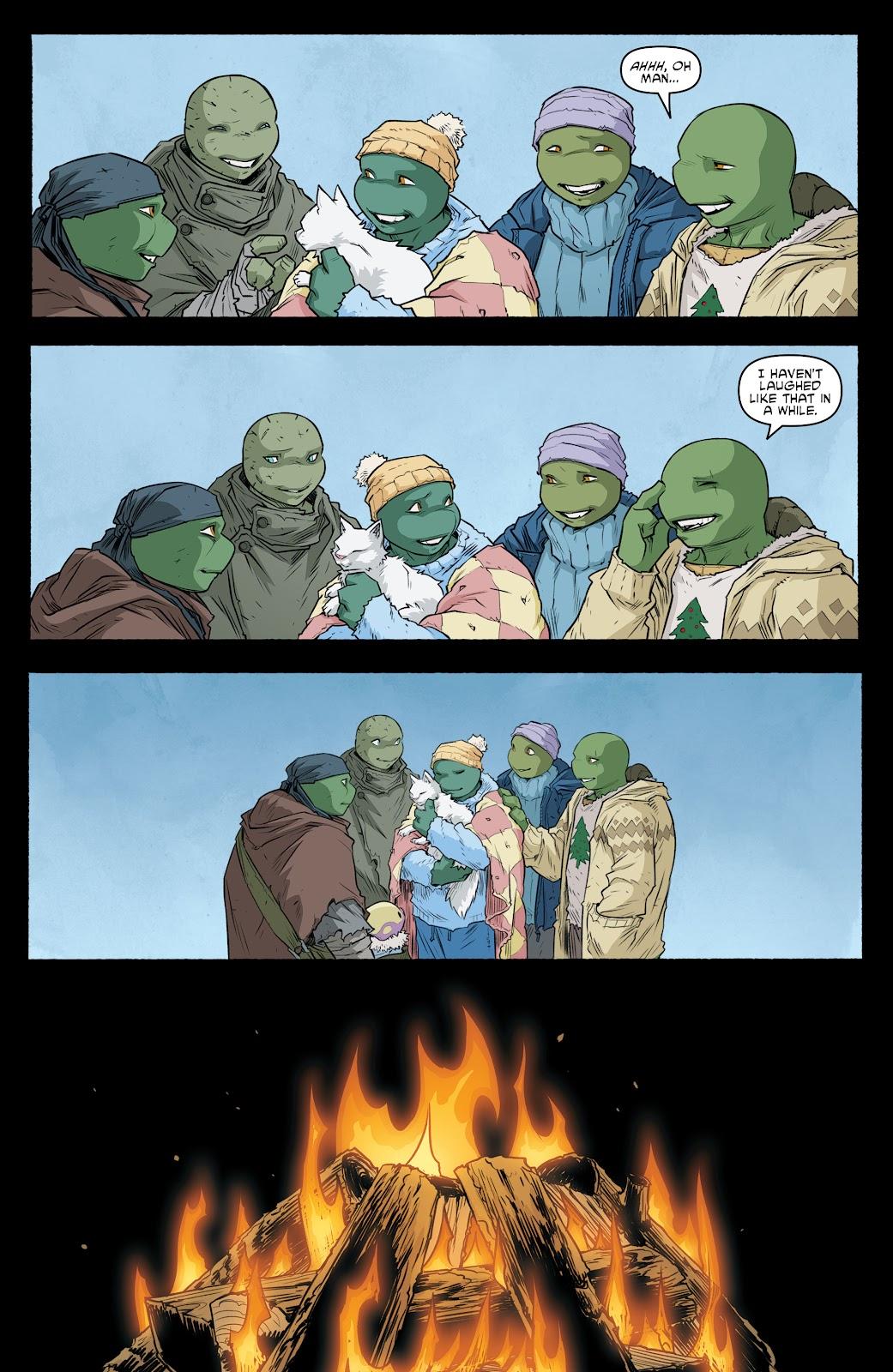 Read online Teenage Mutant Ninja Turtles (2011) comic -  Issue #104 - 14