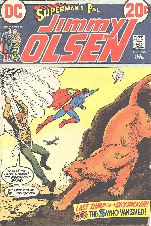 Supermans Pal Jimmy Olsen (1954) 156 Page 1