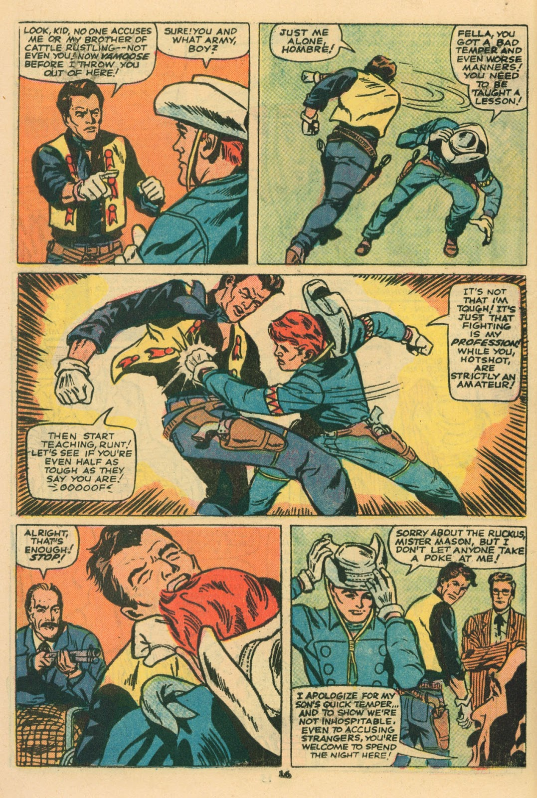 The Rawhide Kid (1955) issue 117 - Page 11
