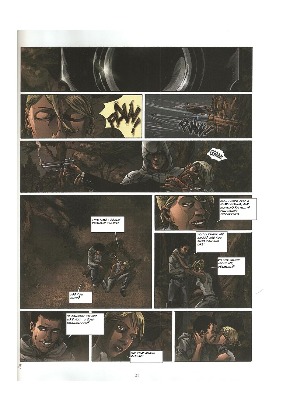 Read online Assassin's Creed (2009) comic -  Issue #3 - 21
