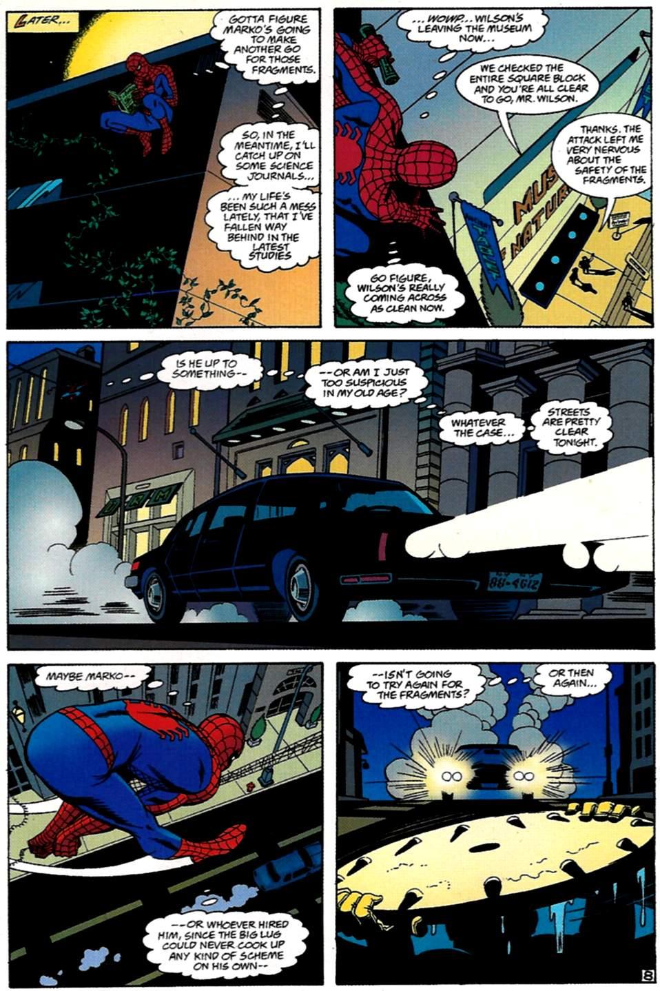 Read online Spider-Man: Lifeline comic -  Issue #1 - 9