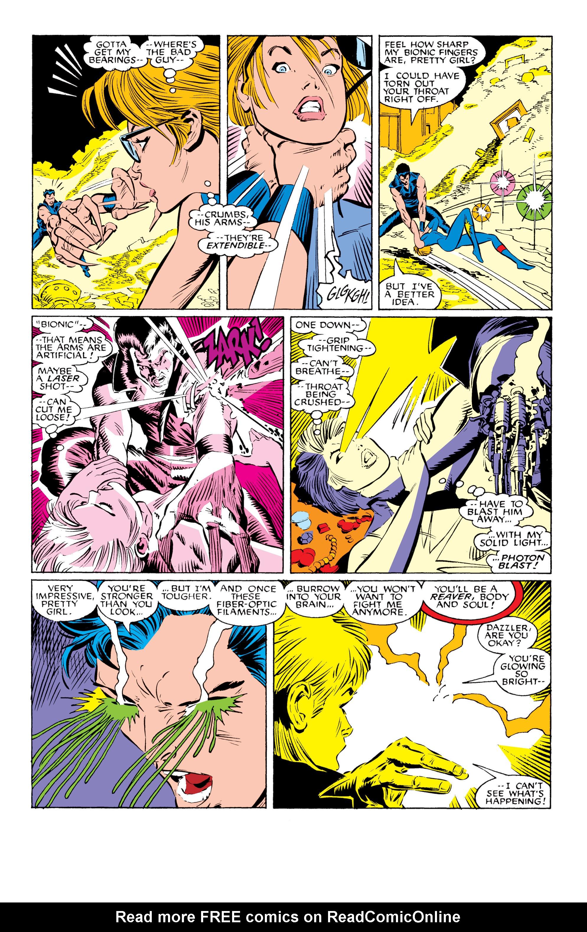 Read online Uncanny X-Men (1963) comic -  Issue #229 - 13