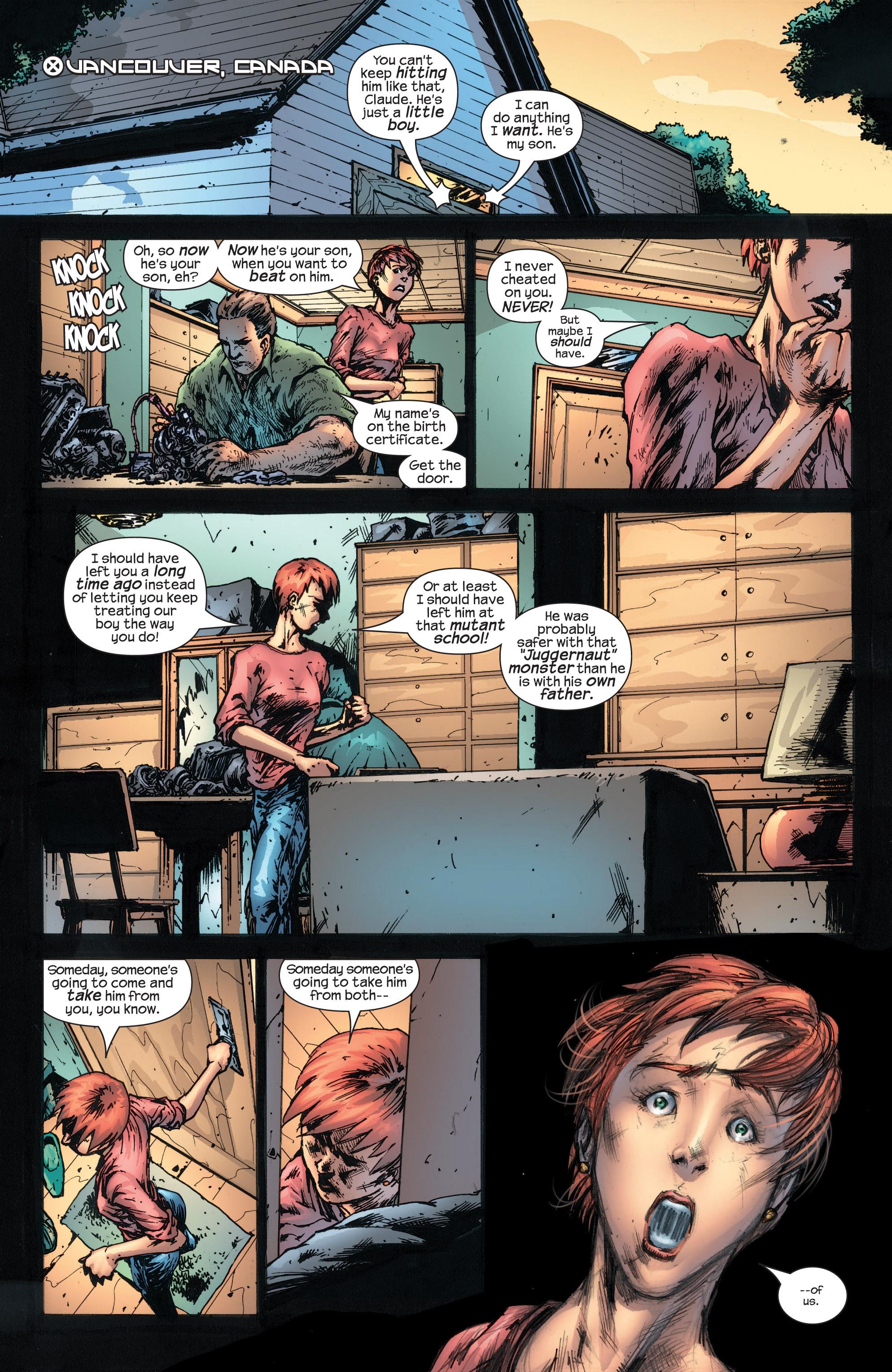 Read online Uncanny X-Men (1963) comic -  Issue #432 - 8