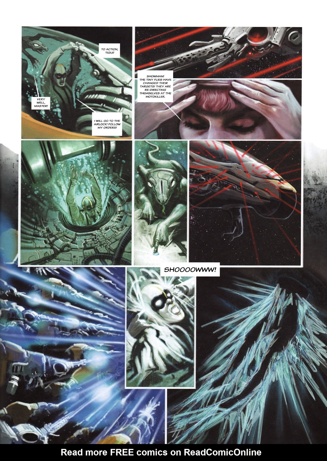 Showman Killer issue 2 - Page 15