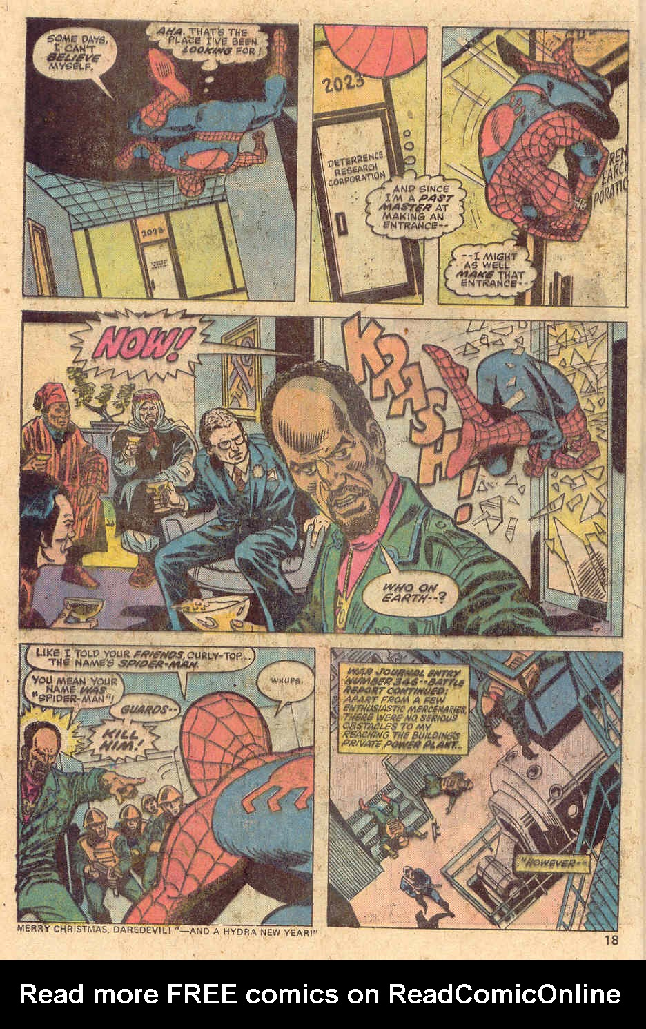 Giant-Size Spider-Man (1974) issue 4 - Page 16