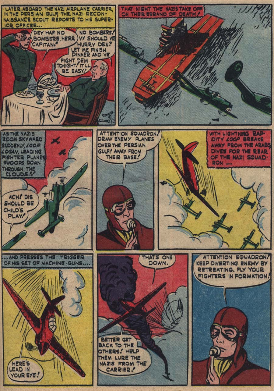 Blue Ribbon Comics (1939) issue 18 - Page 54