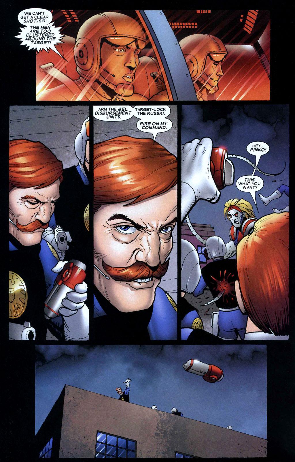 Read online Wolverine: Origins comic -  Issue #10 - 9