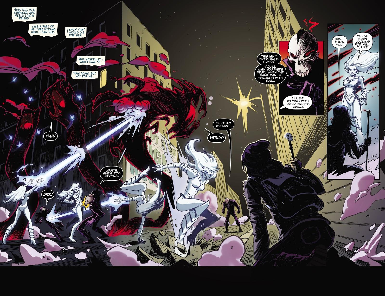 Read online September Mourning Volume 1 comic -  Issue #2 - 6