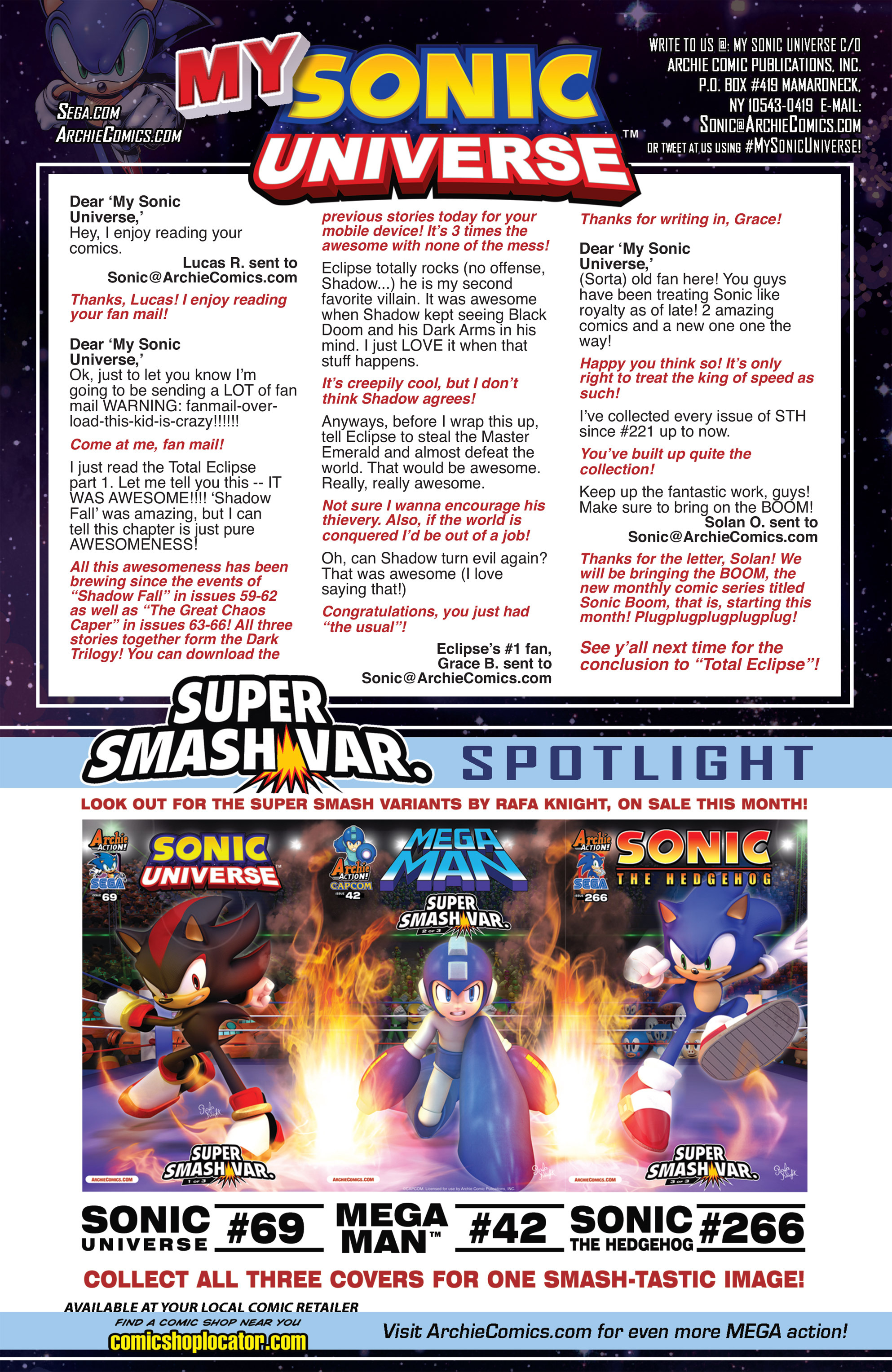 Read online Sonic Universe comic -  Issue #69 - 24