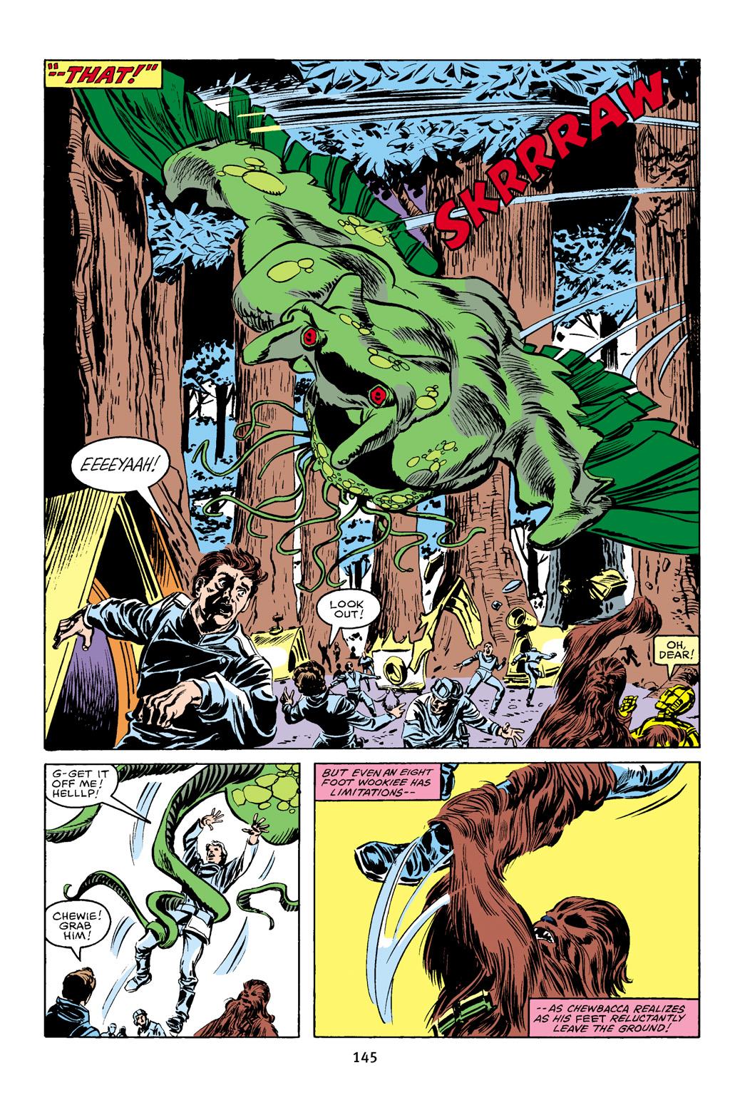 Read online Star Wars Omnibus comic -  Issue # Vol. 16 - 143