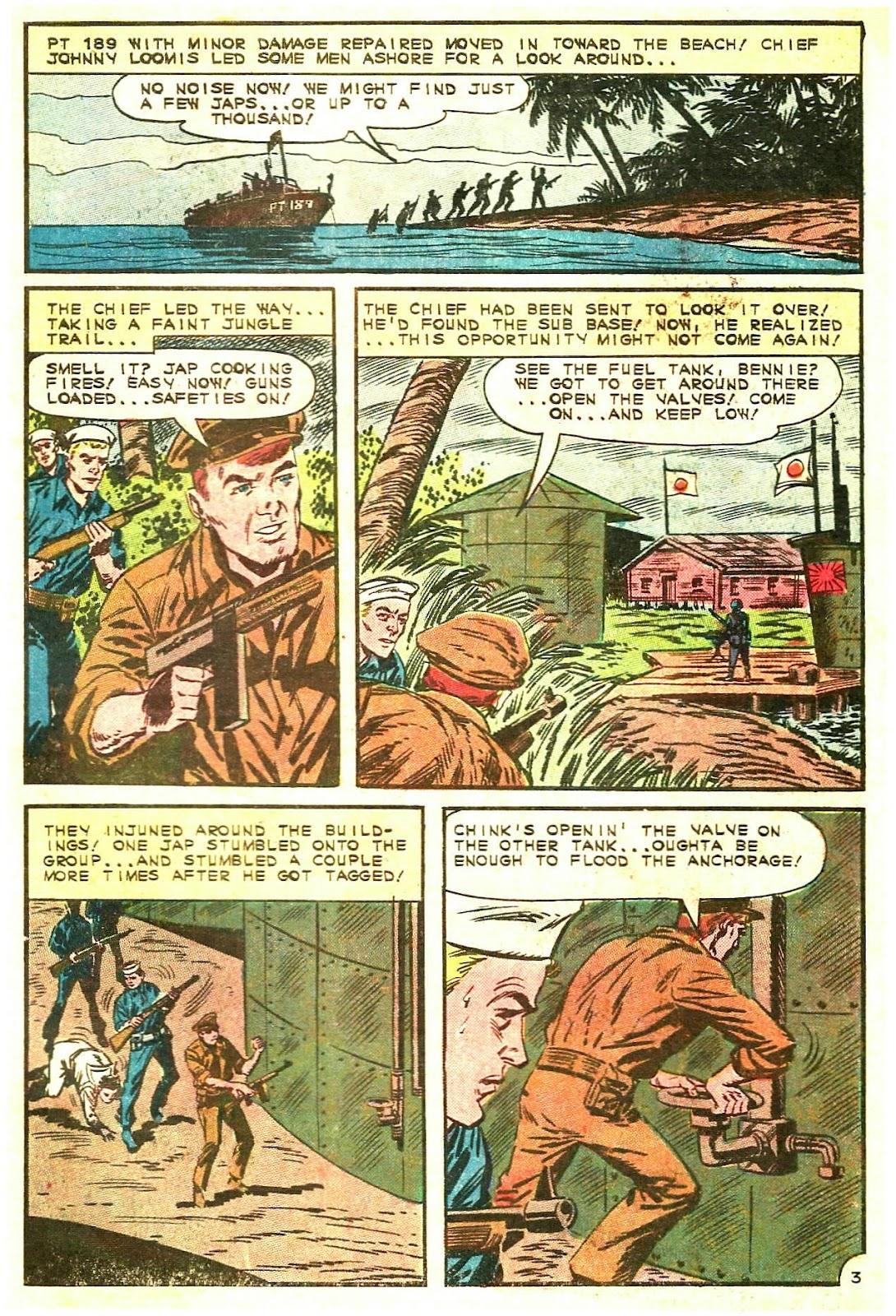 Read online Fightin' Navy comic -  Issue #125 - 27