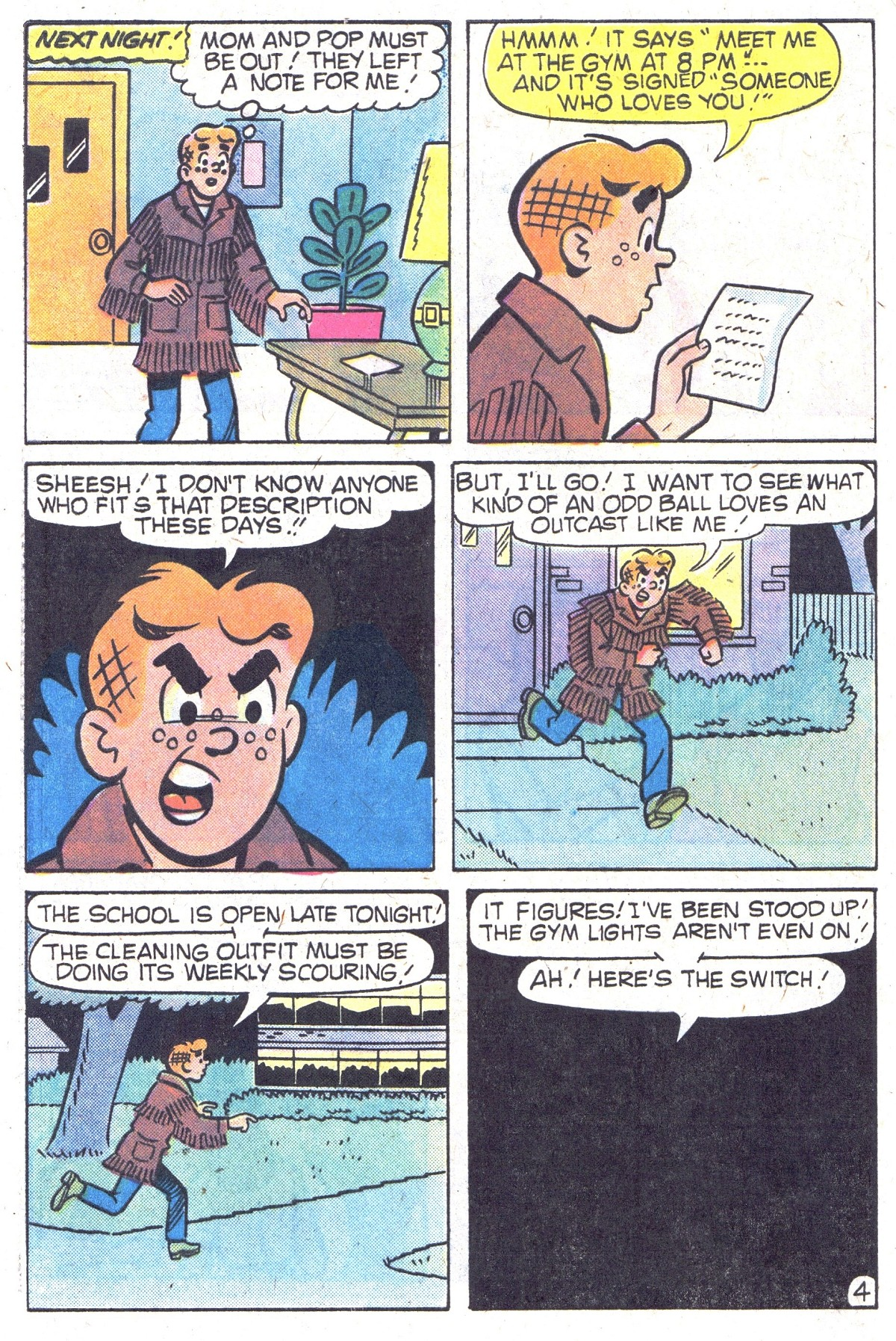 Read online Archie (1960) comic -  Issue #300 - 32