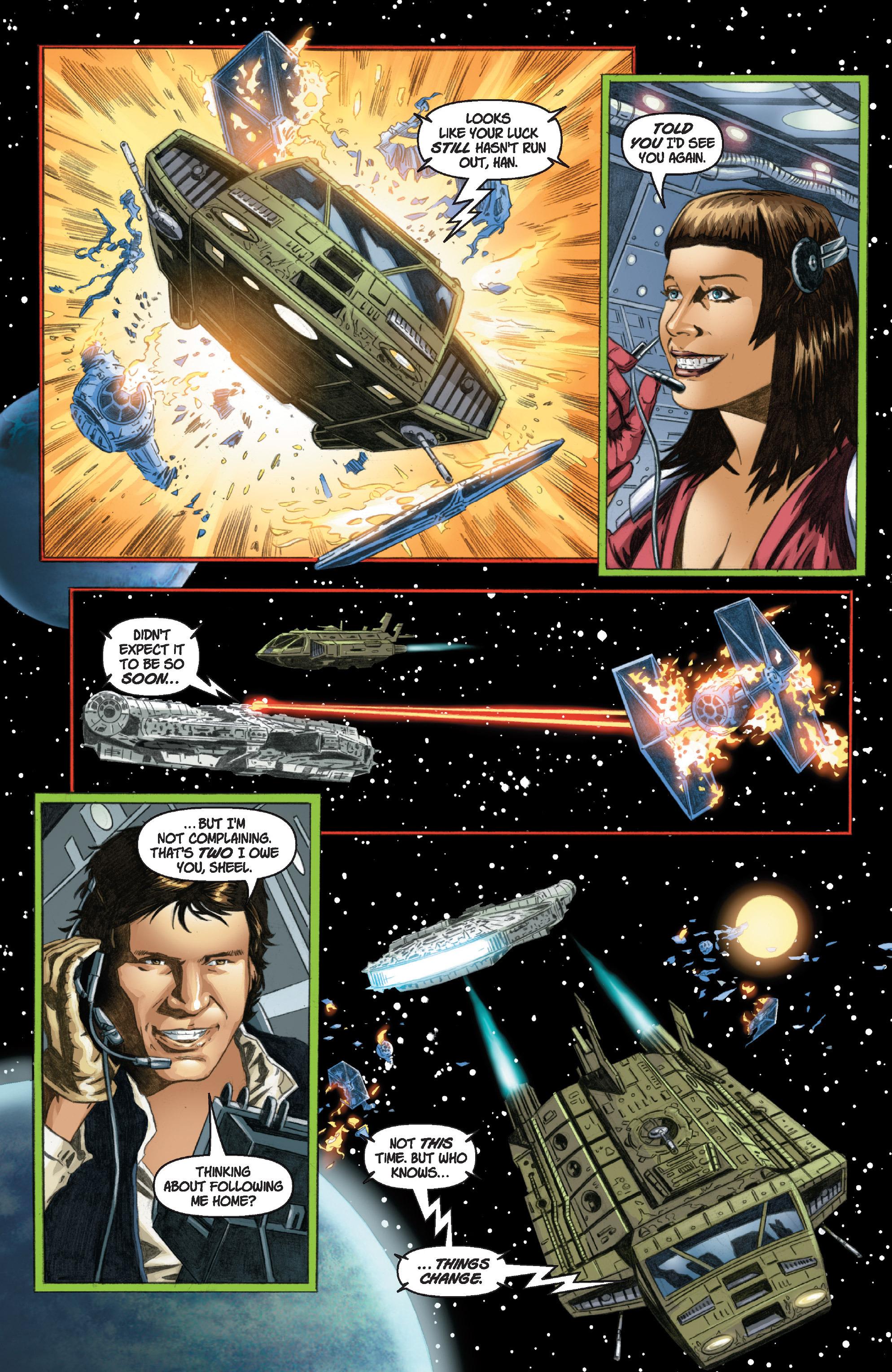 Read online Star Wars Omnibus comic -  Issue # Vol. 17 - 372