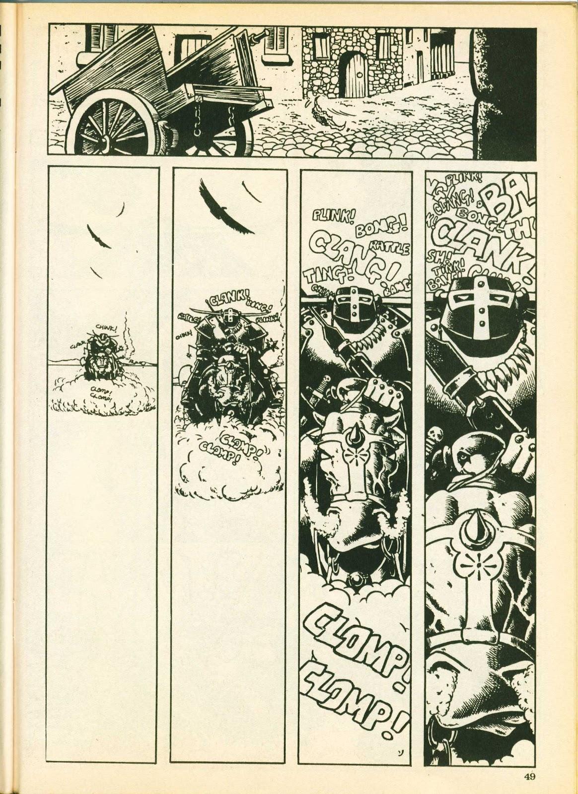 Warrior Issue #26 #27 - English 49