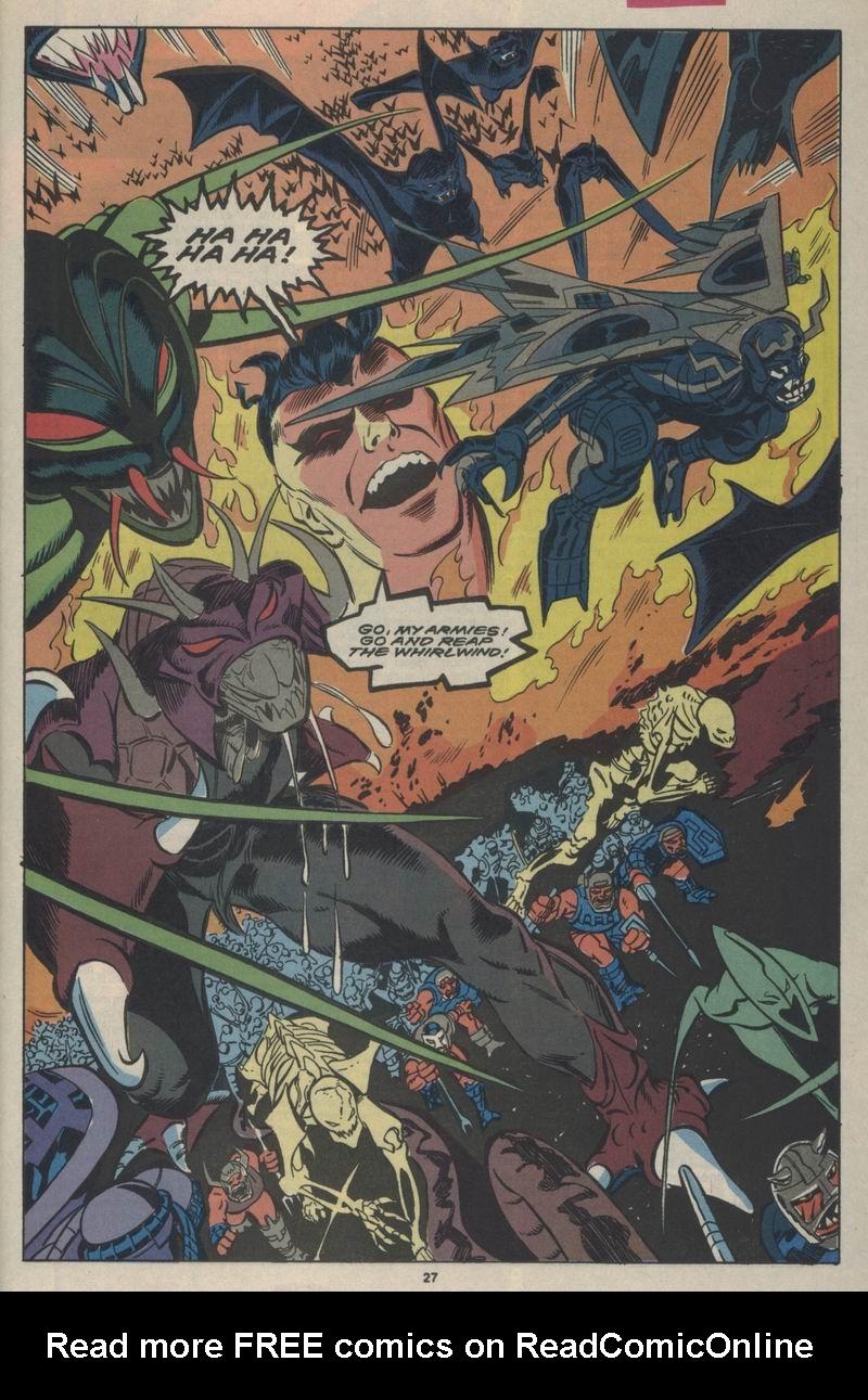 Read online Alpha Flight (1983) comic -  Issue #84 - 22
