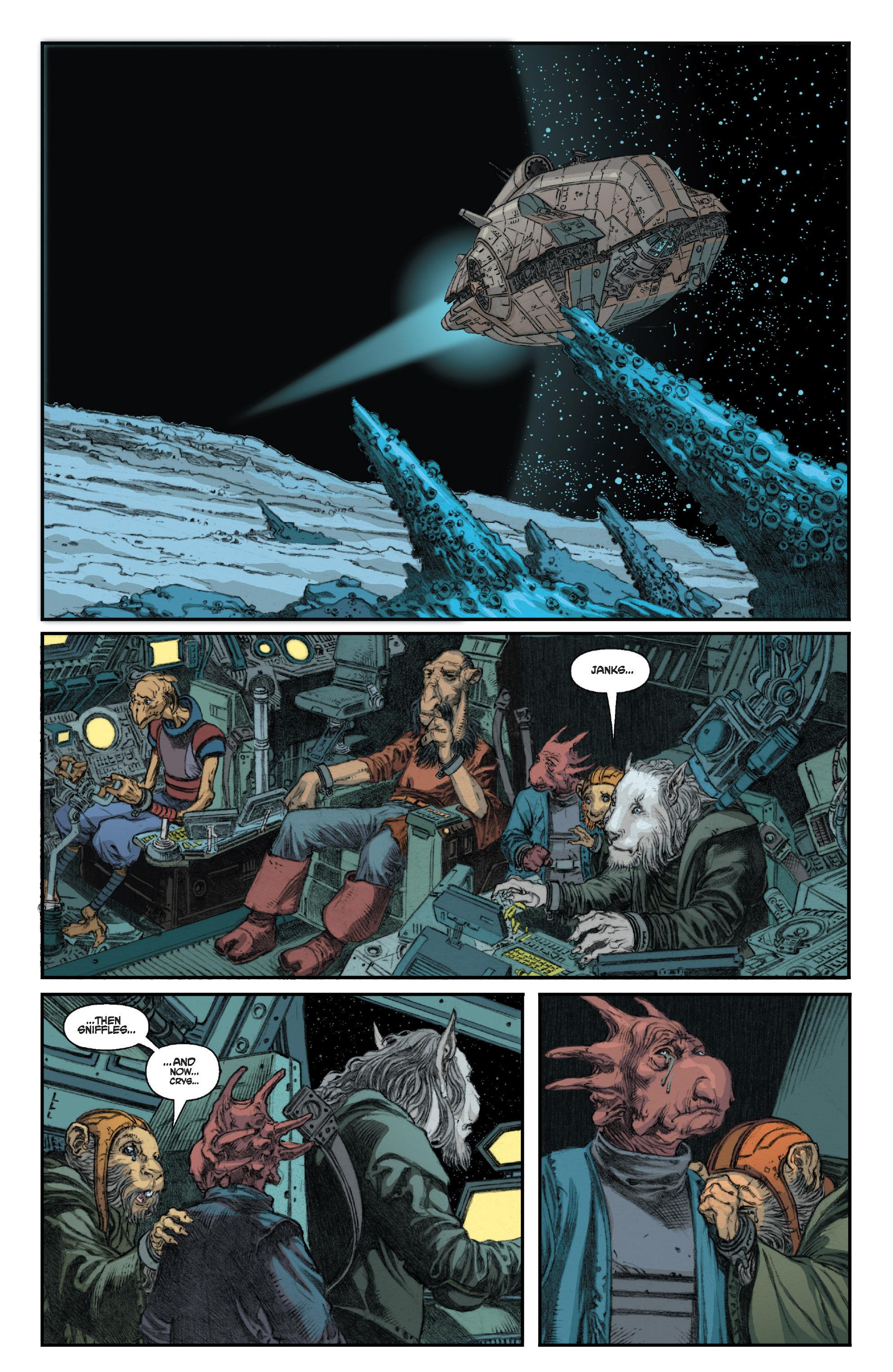 Read online Star Wars Omnibus comic -  Issue # Vol. 31 - 325
