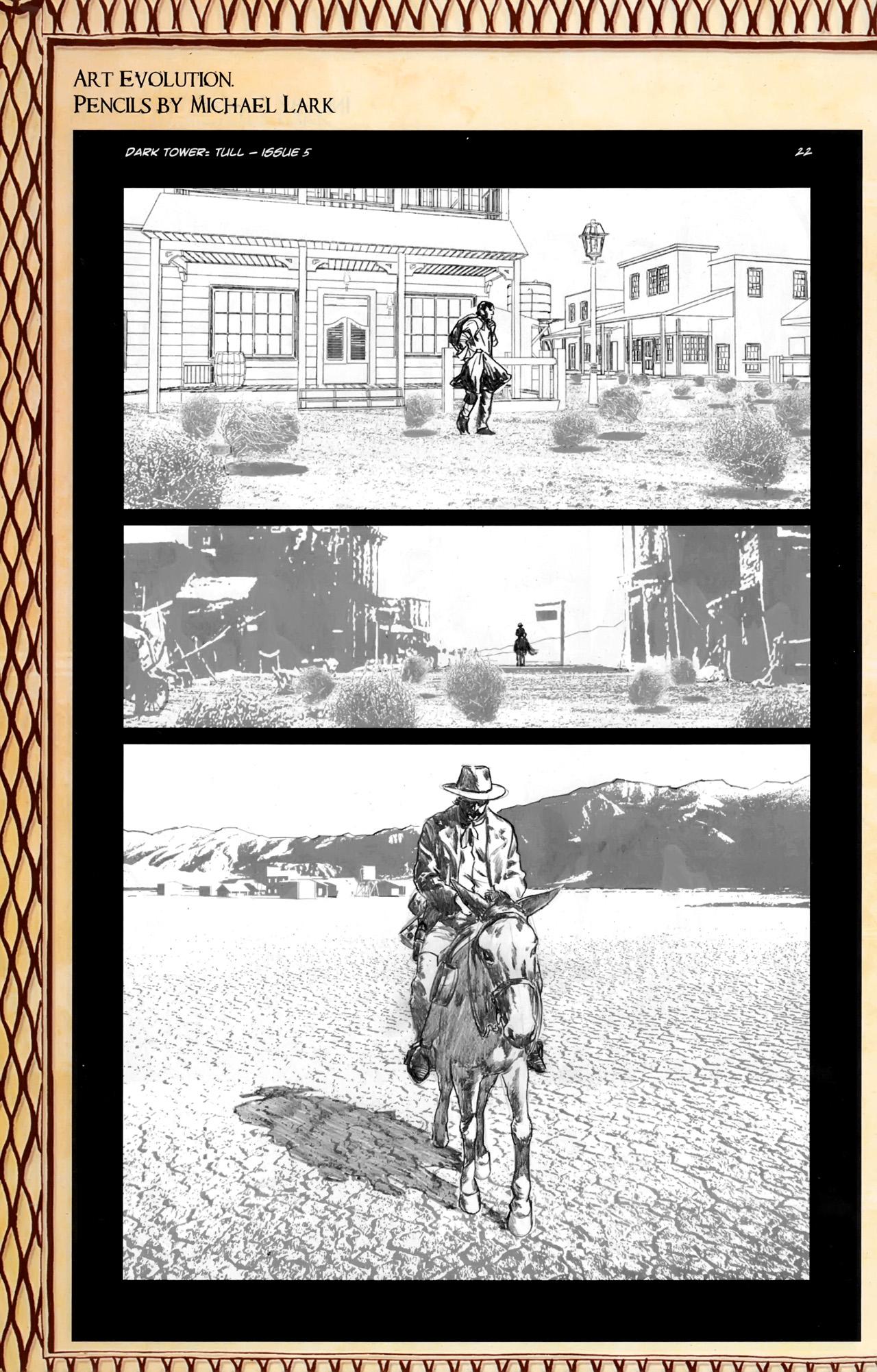 Read online Dark Tower: The Gunslinger - The Battle of Tull comic -  Issue #5 - 28