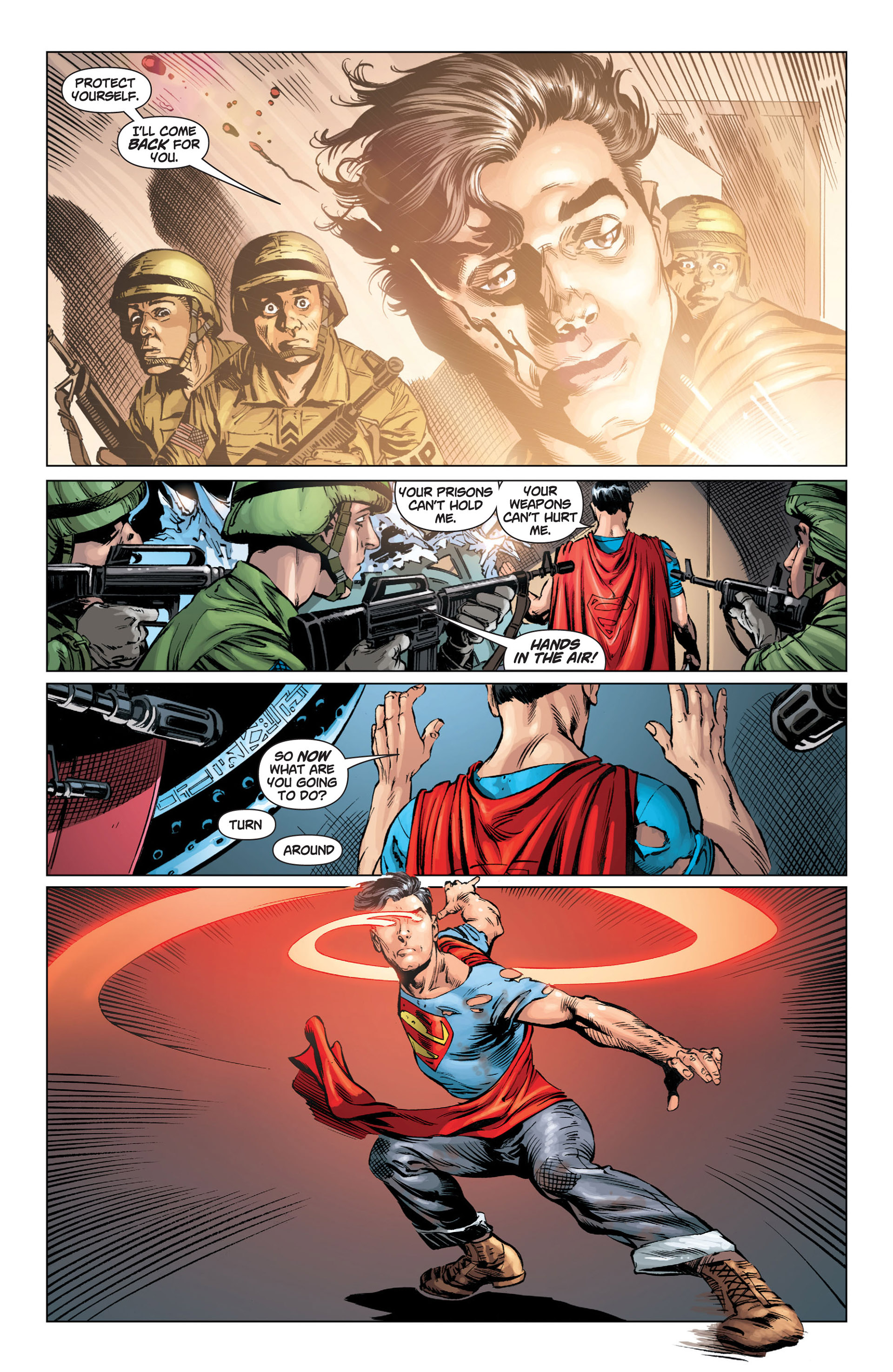Read online Action Comics (2011) comic -  Issue #2 - 17