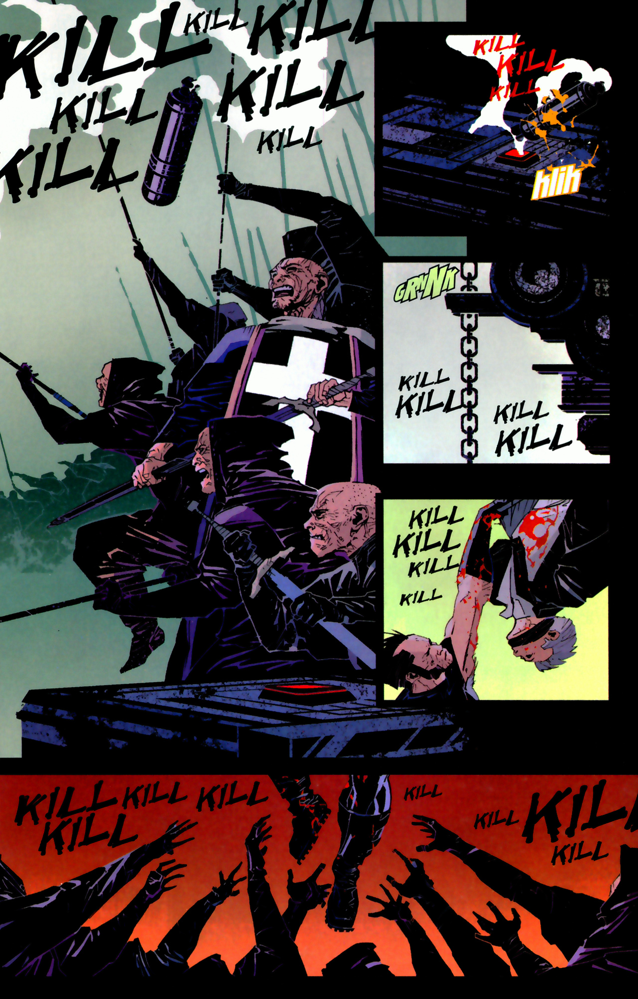 Read online X-Force Special: Ain't No Dog comic -  Issue # Full - 11