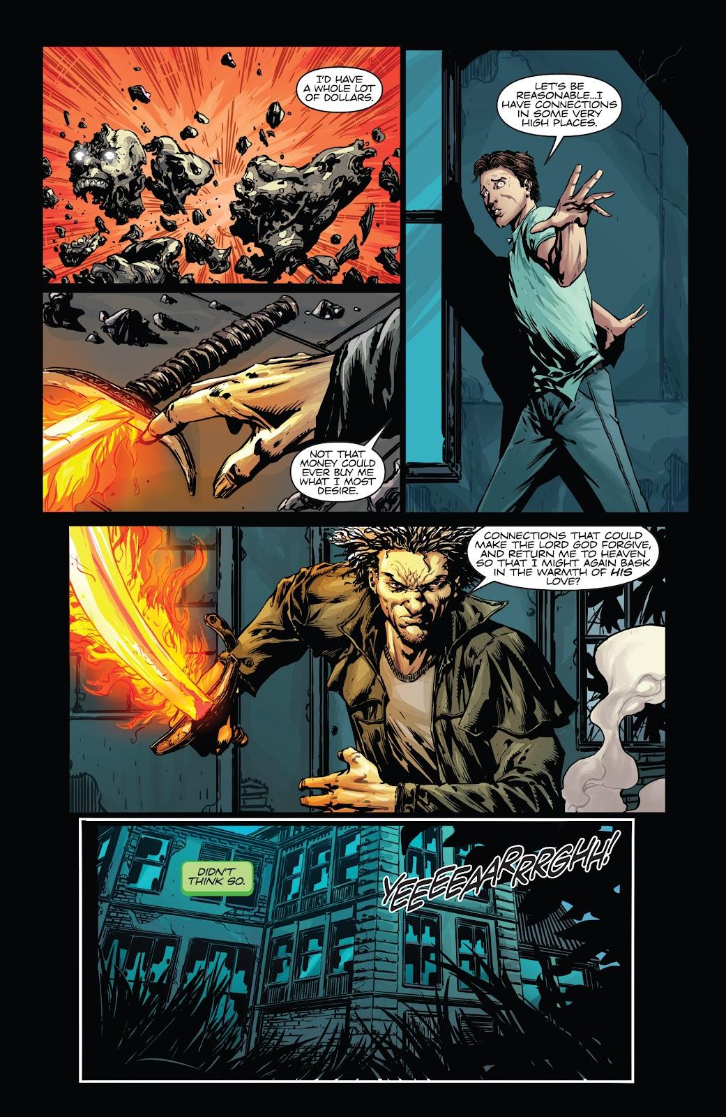 Read online Vampirella Strikes comic -  Issue #1 - 22
