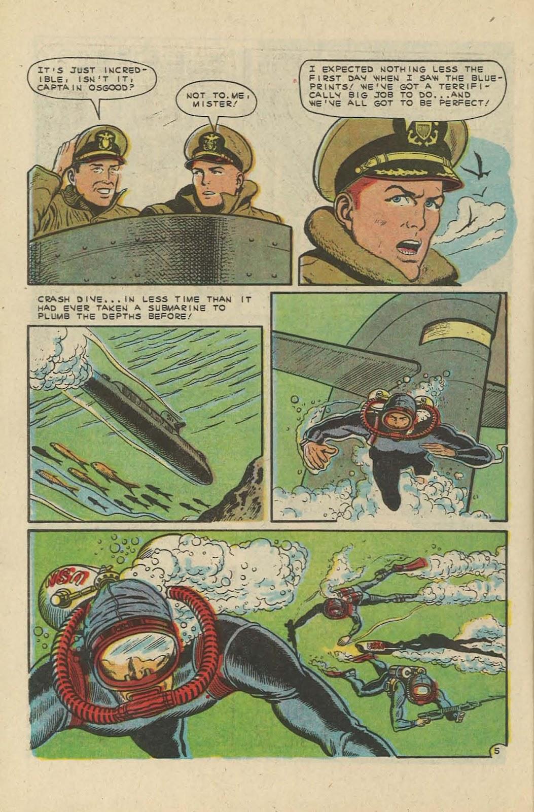 Read online Fightin' Navy comic -  Issue #131 - 8