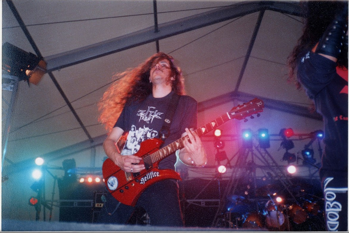 Perry at Wacken