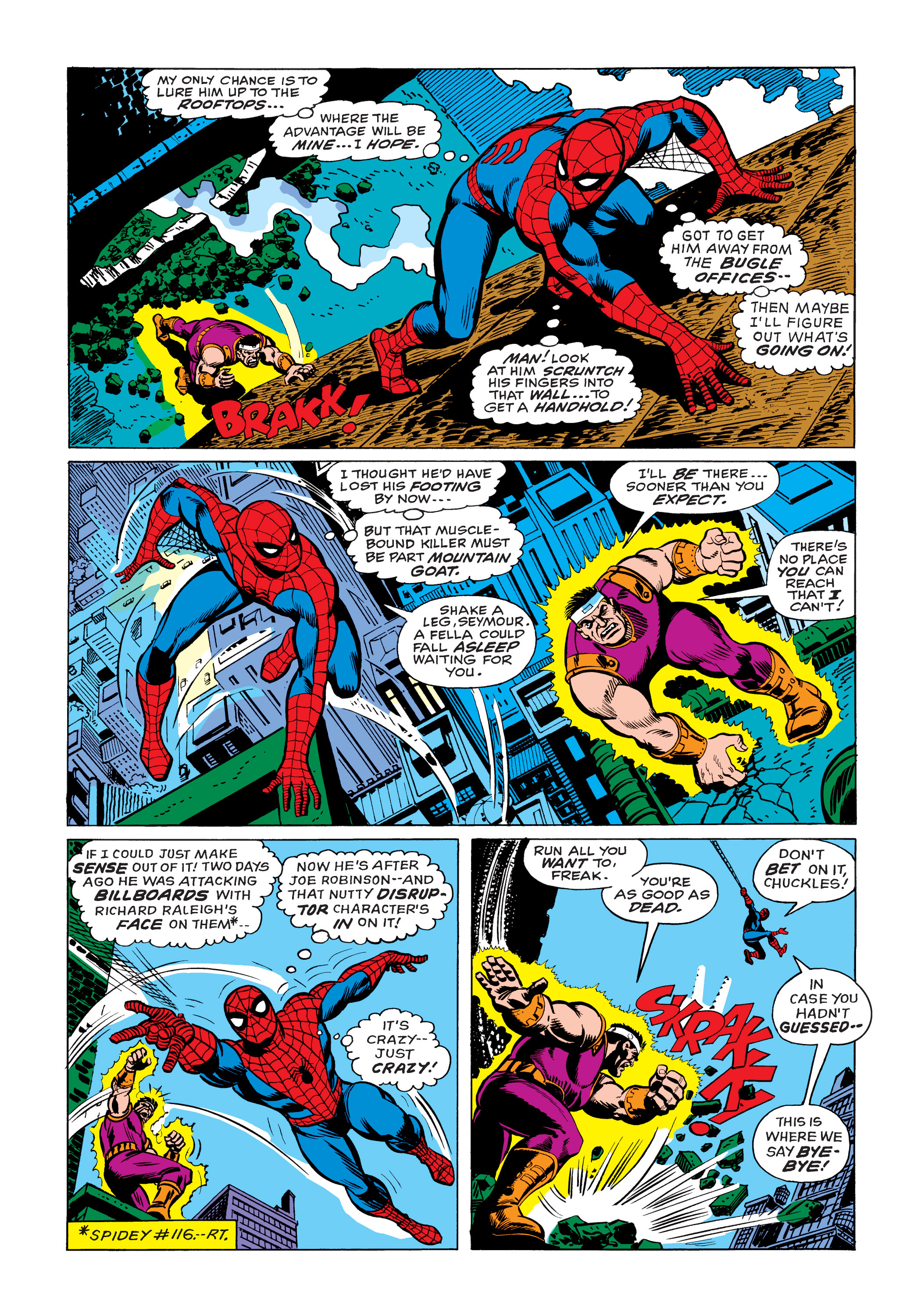 The Amazing Spider-Man (1963) 118 Page 5
