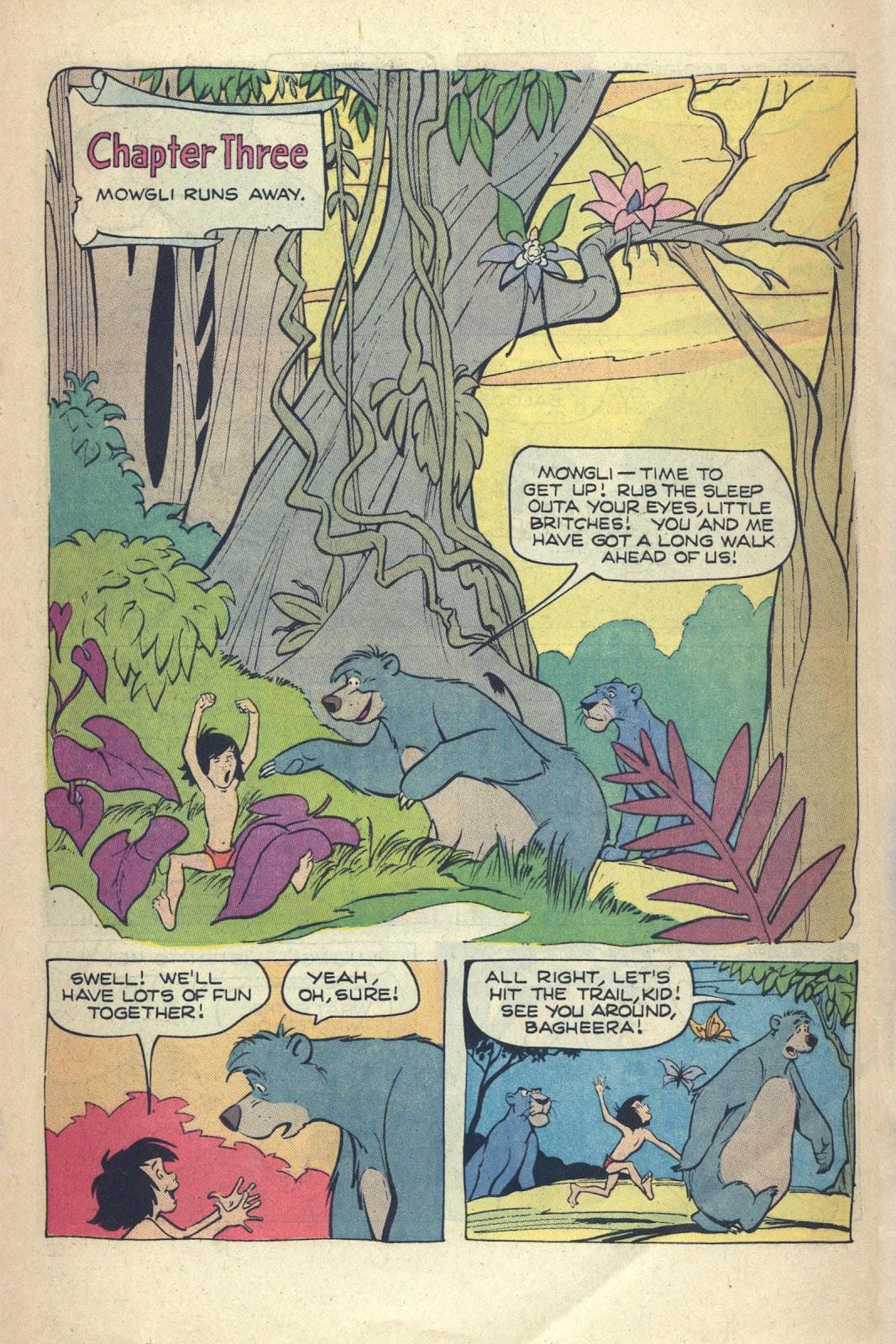 Read online Walt Disney presents The Jungle Book comic -  Issue # Full - 18