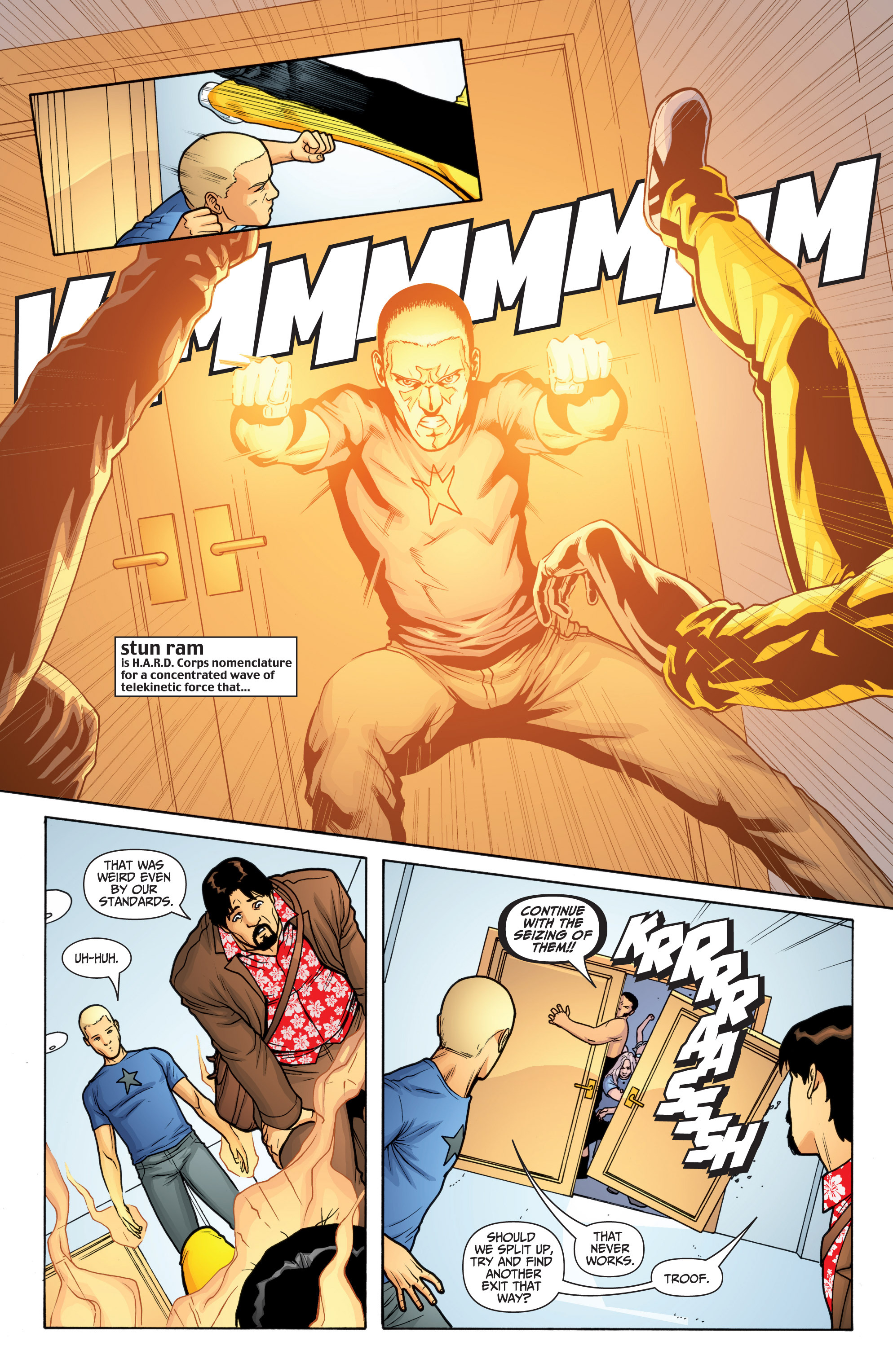 Read online Archer and Armstrong comic -  Issue #Archer and Armstrong _TPB 6 - 40