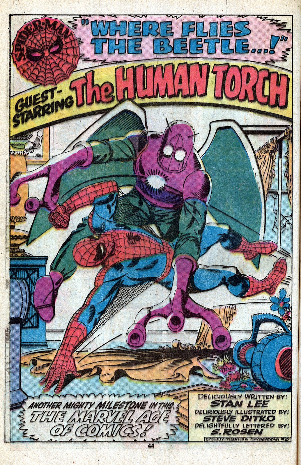 Giant-Size Spider-Man (1974) issue 5 - Page 46