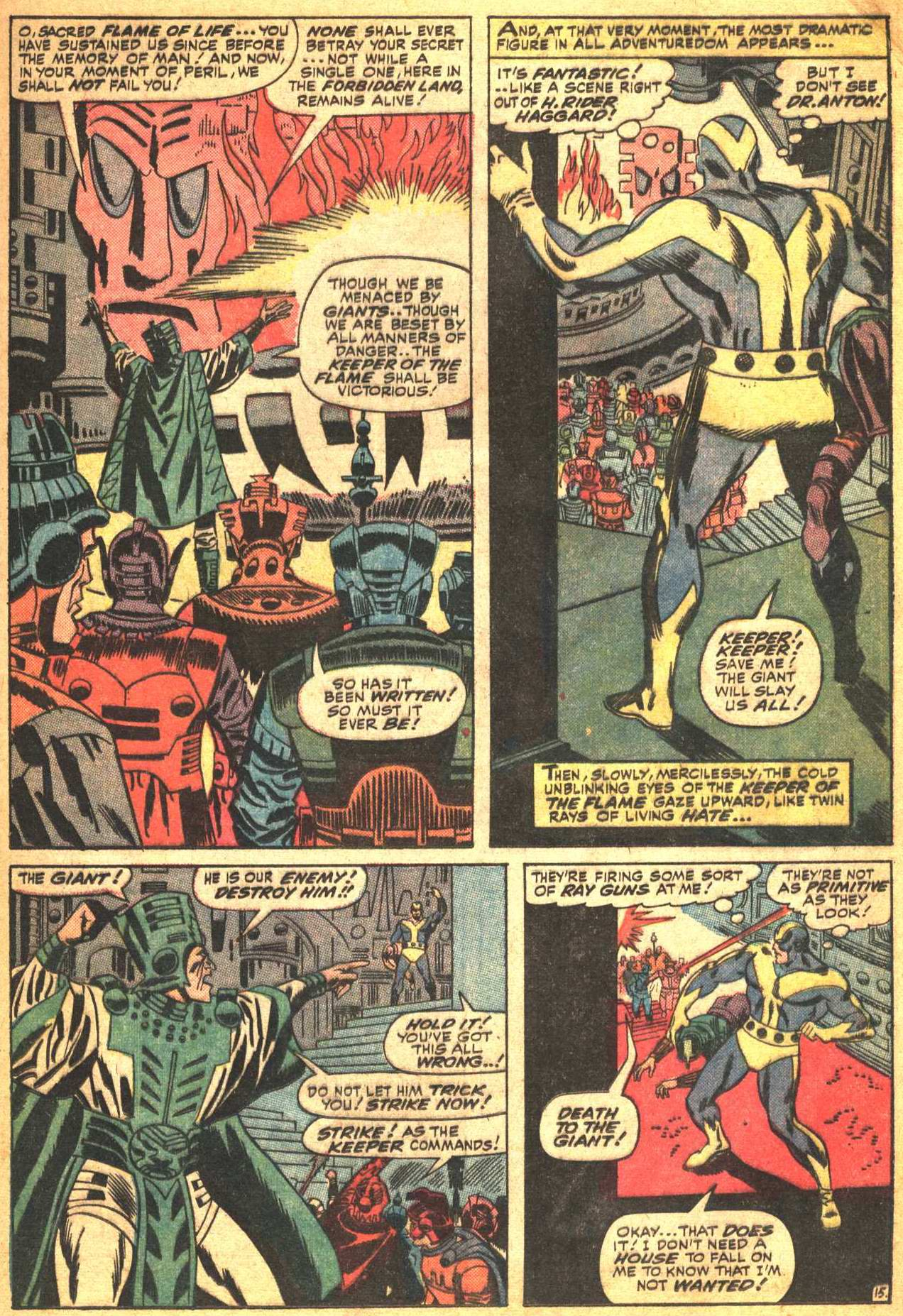 The Avengers (1963) 30 Page 15