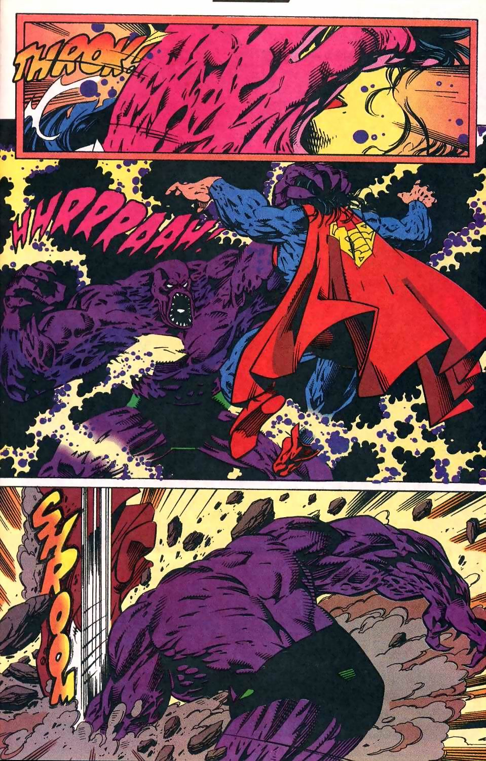 Read online Adventures of Superman (1987) comic -  Issue #512 - 18