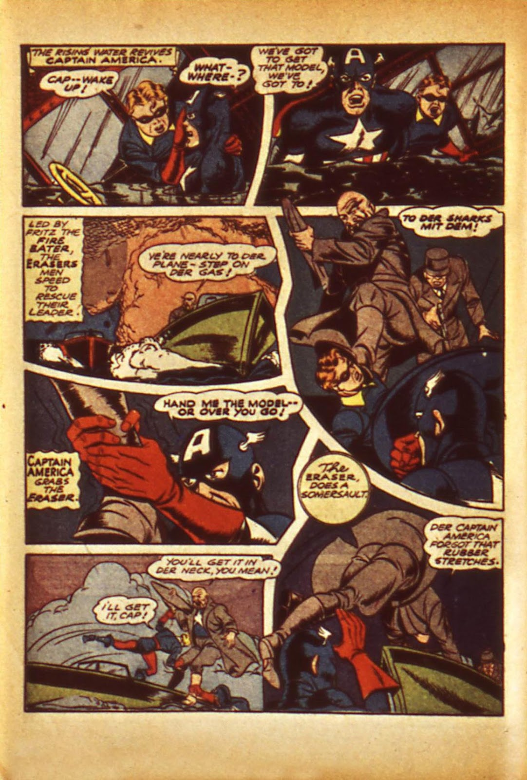 USA Comics issue 7 - Page 12