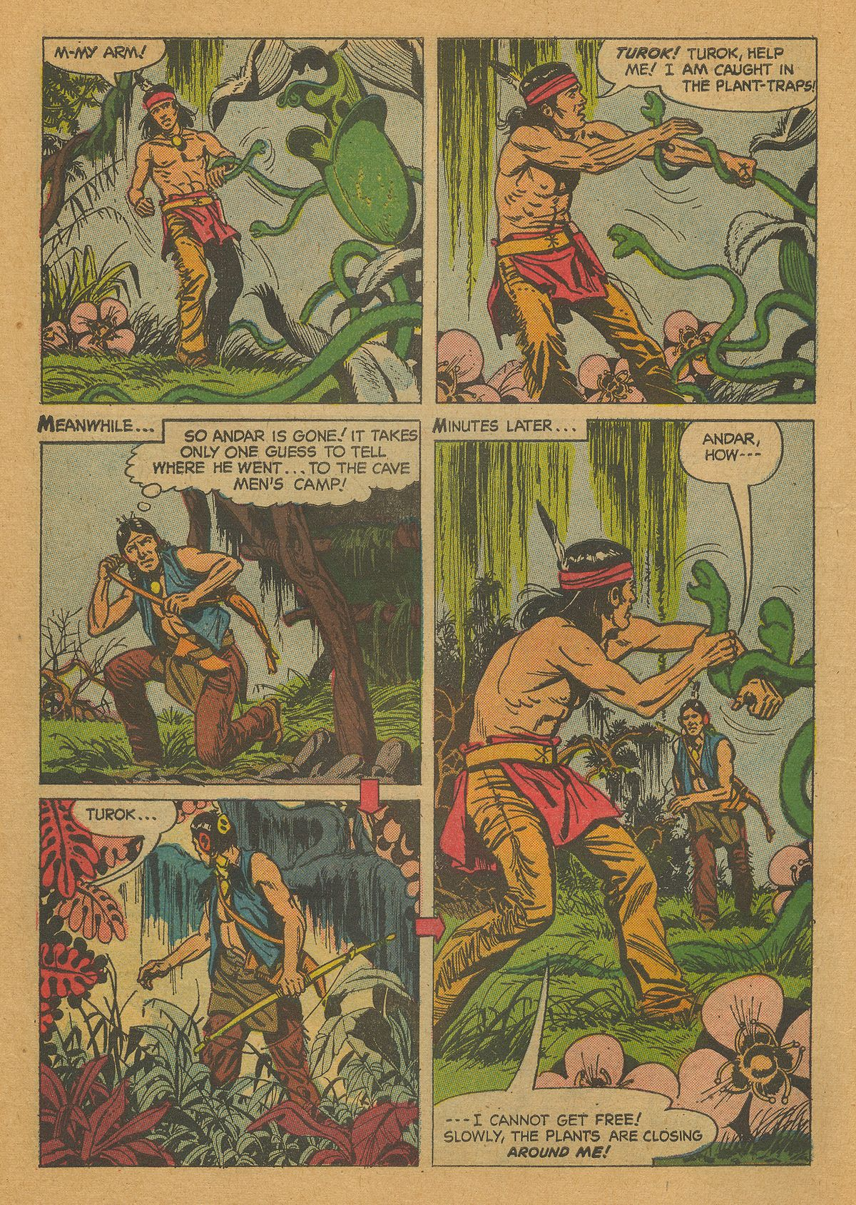 Read online Turok, Son of Stone comic -  Issue #26 - 10