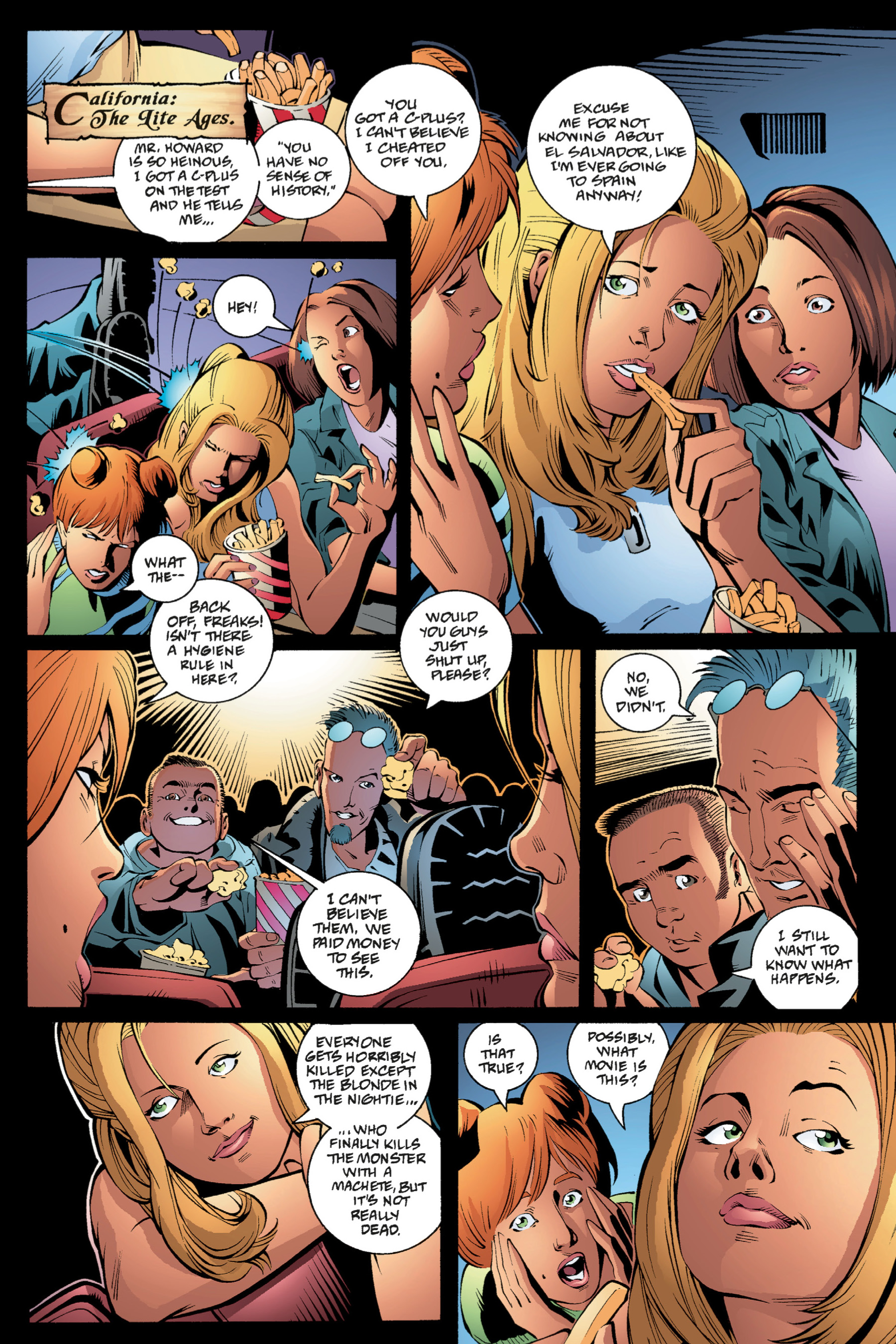 Read online Buffy the Vampire Slayer: Omnibus comic -  Issue # TPB 1 - 40