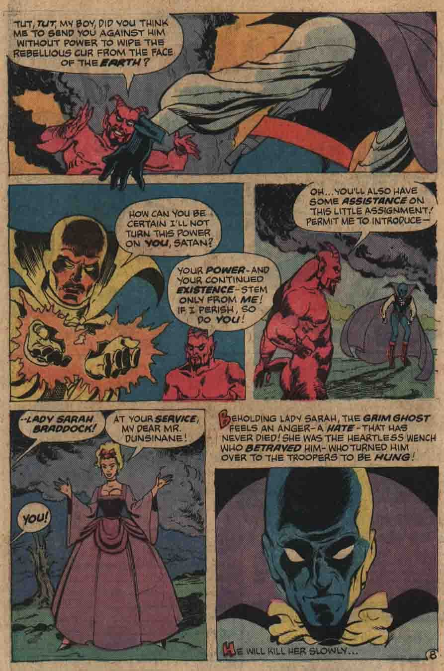 The Grim Ghost (1975) issue 3 - Page 9