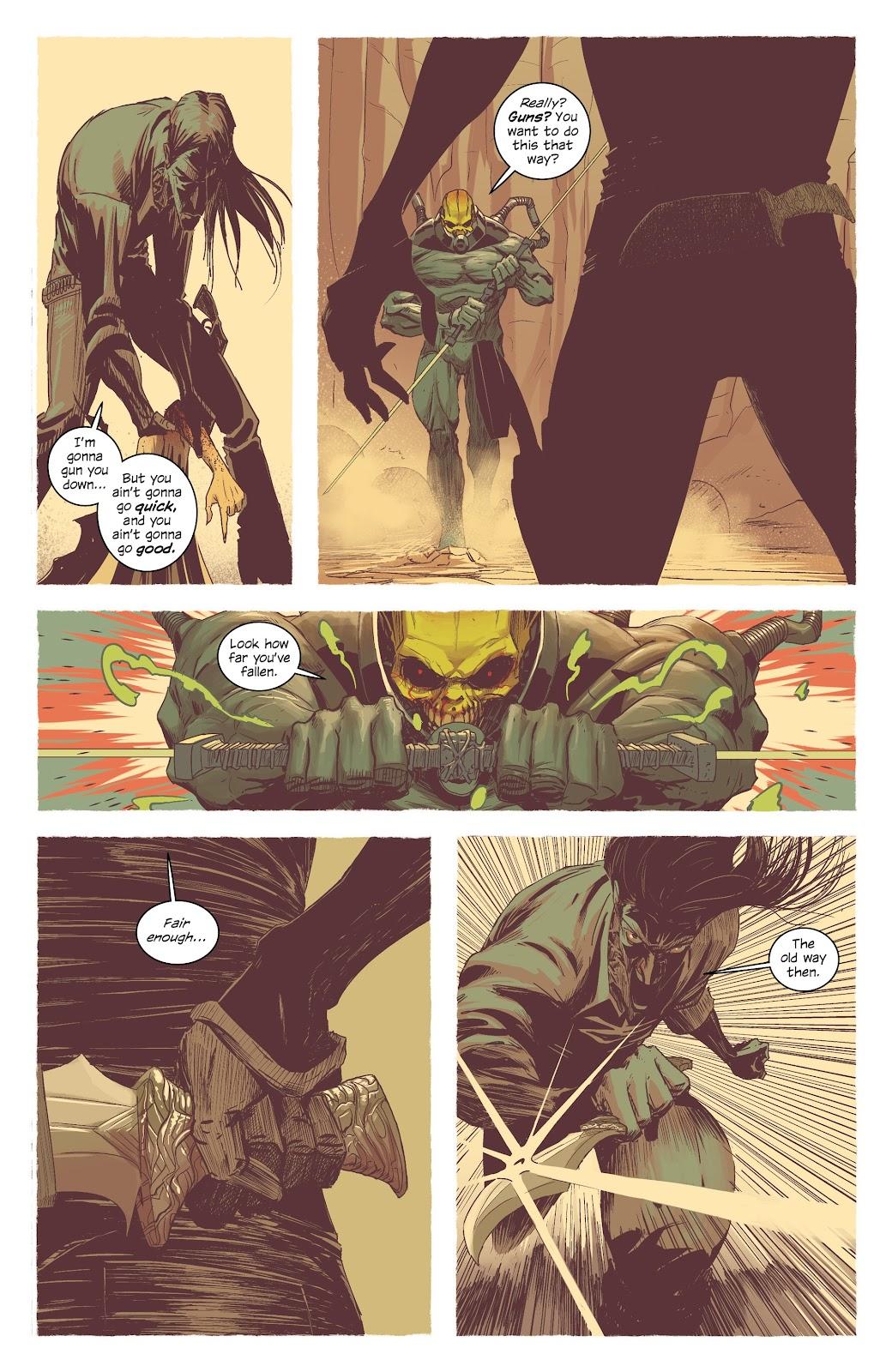 Read online East Of West comic -  Issue #42 - 12