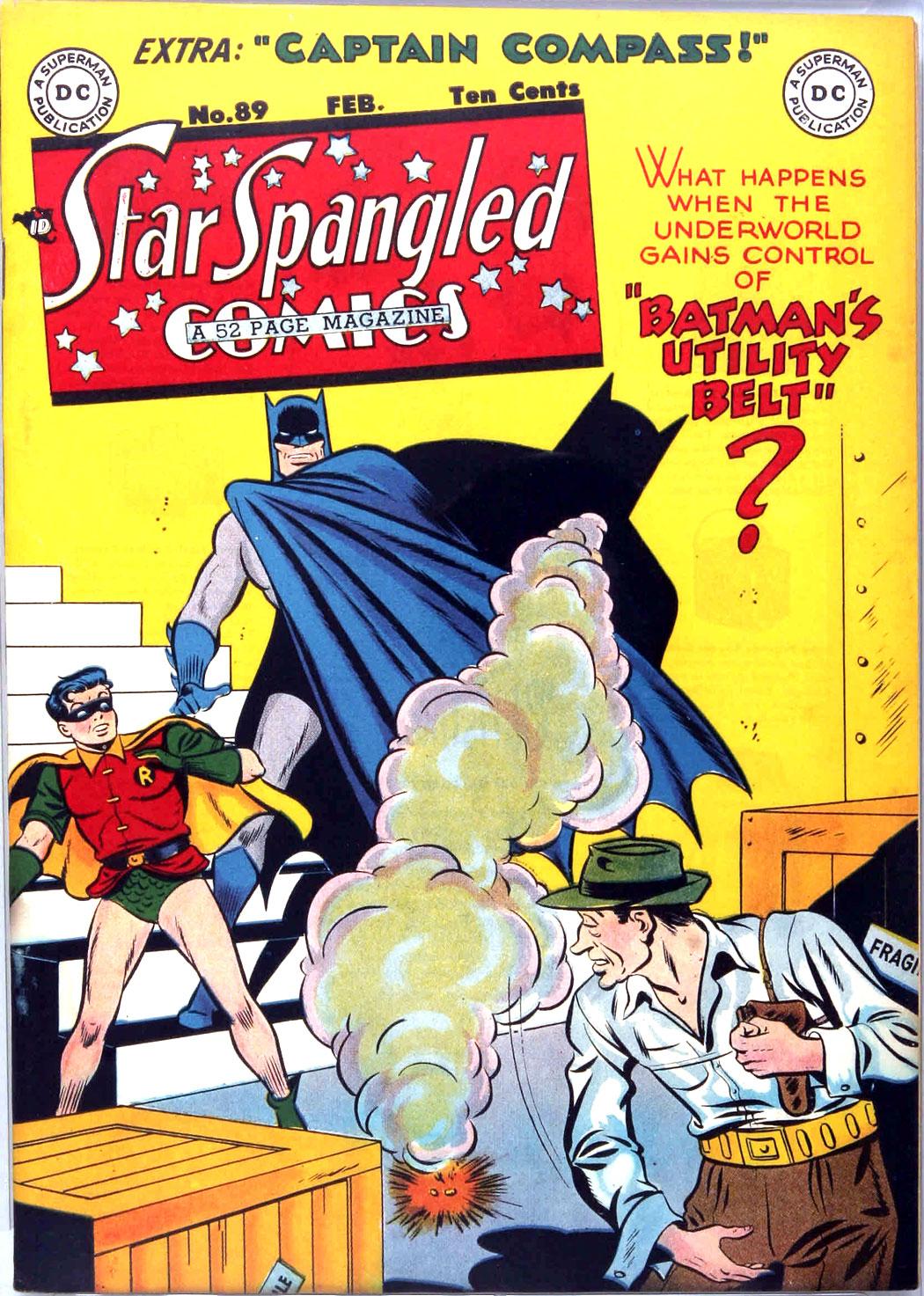 Star Spangled Comics (1941) 89 Page 1