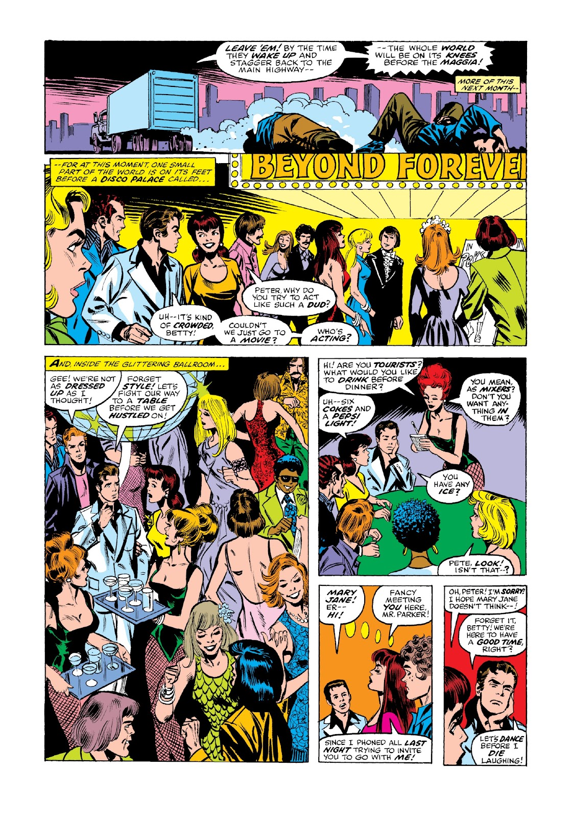 Read online Marvel Masterworks: The Spectacular Spider-Man comic -  Issue # TPB 2 (Part 2) - 62
