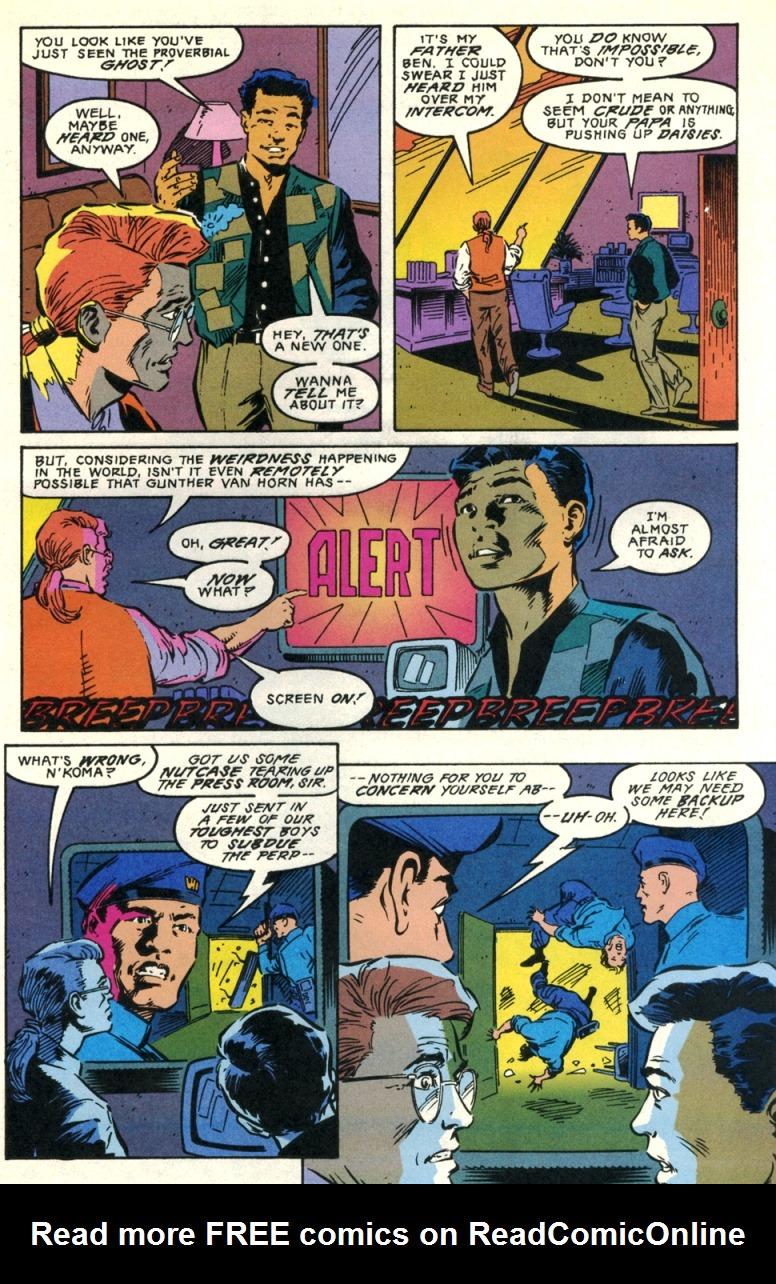 Read online Gunfire comic -  Issue #5 - 23