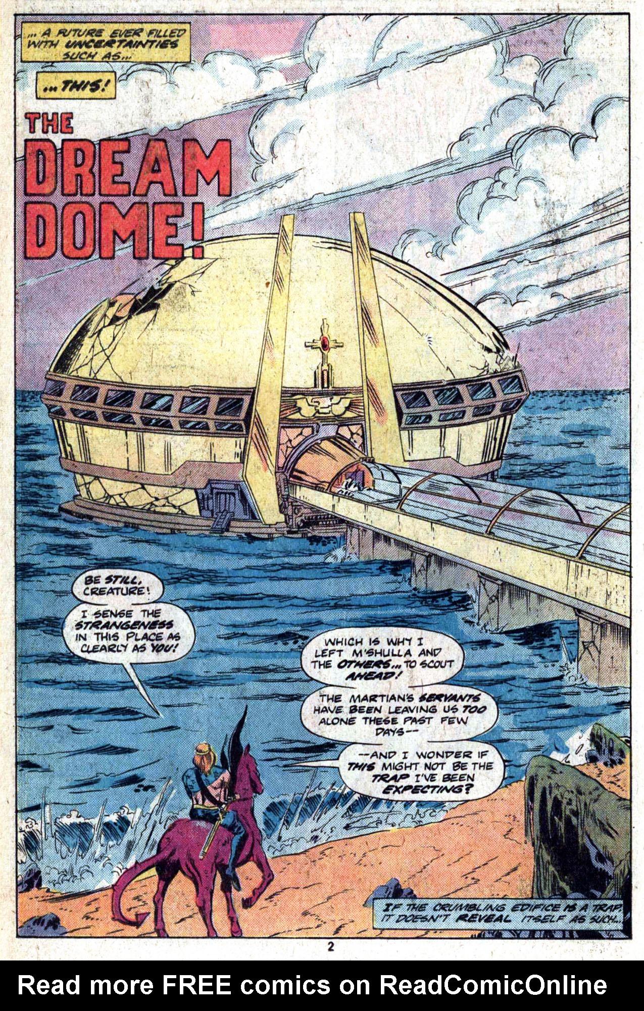 Read online Amazing Adventures (1970) comic -  Issue #38 - 4